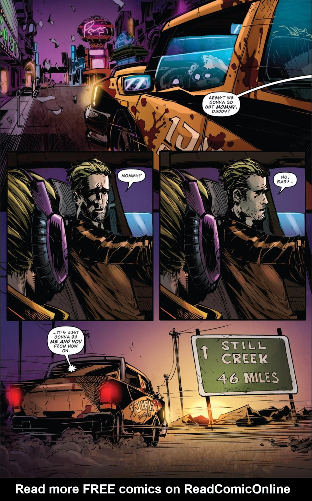 Read online Dead Rising: Road to Fortune comic -  Issue #4 - 22