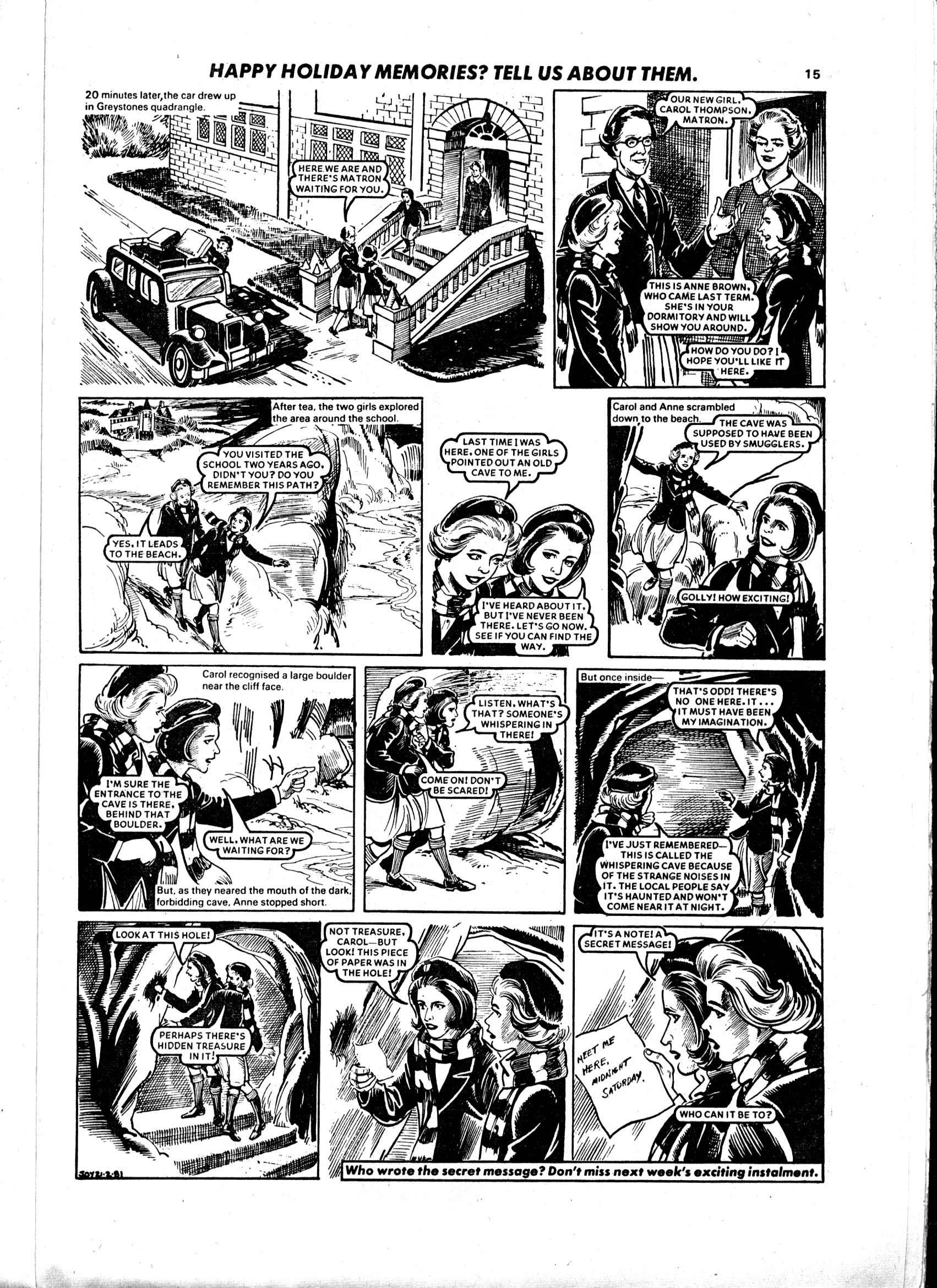 Read online Judy comic -  Issue #1102 - 15