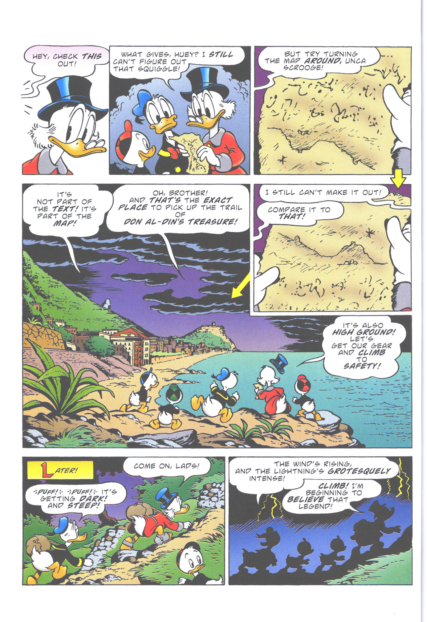Read online Uncle Scrooge (1953) comic -  Issue #363 - 16