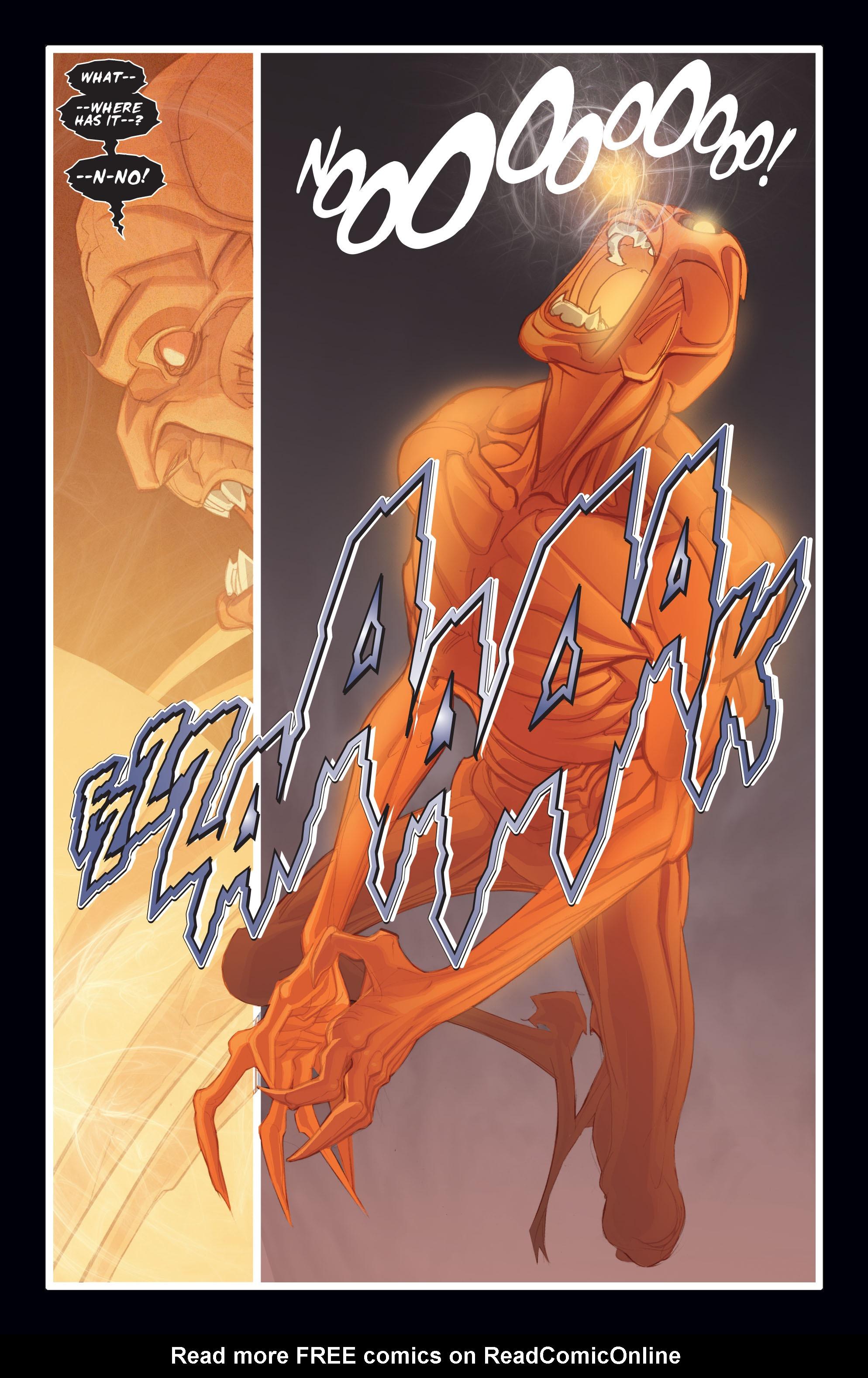 Read online Adam Strange (2004) comic -  Issue #8 - 19
