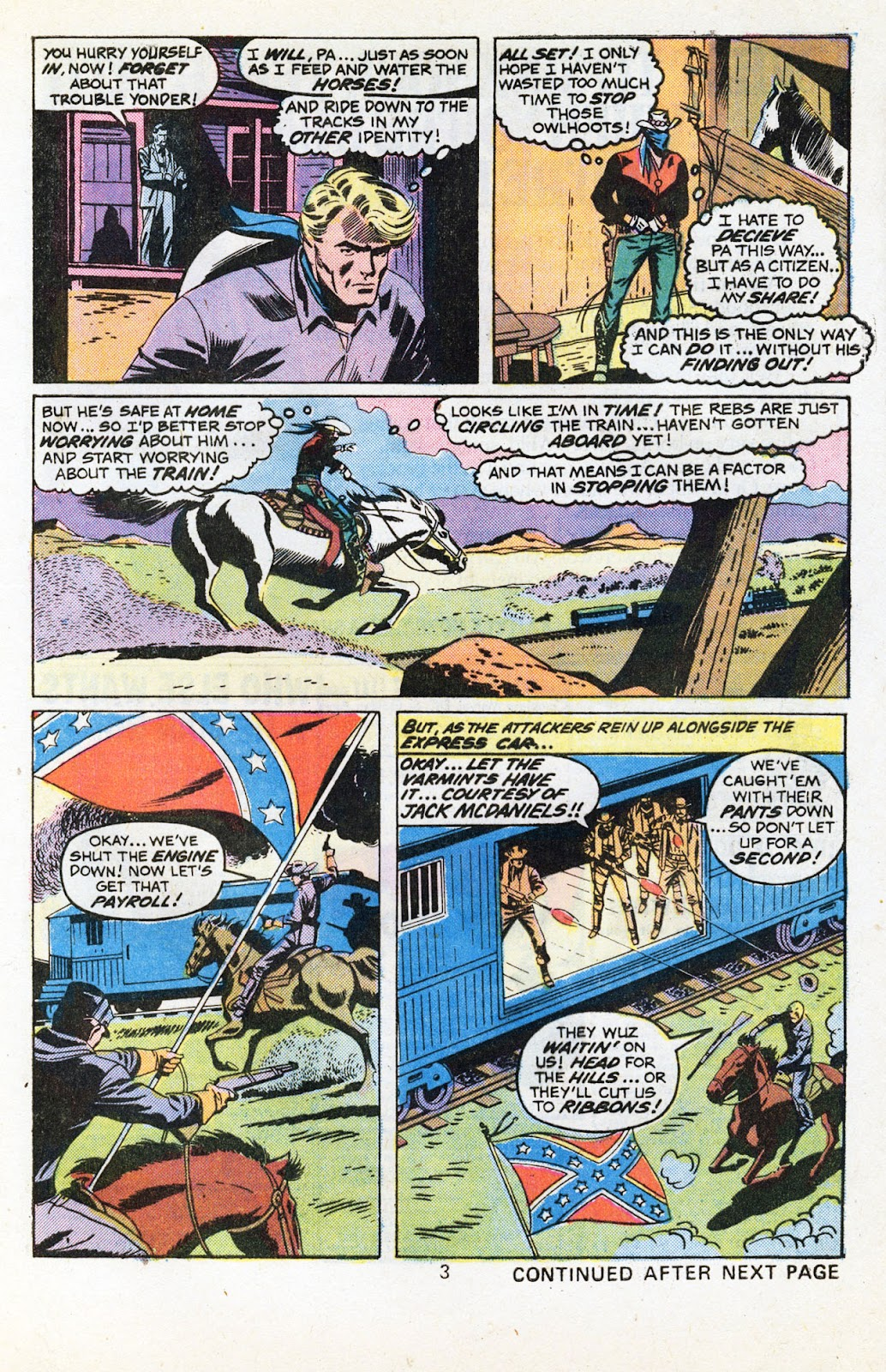 The Outlaw Kid (1970) issue 30 - Page 5
