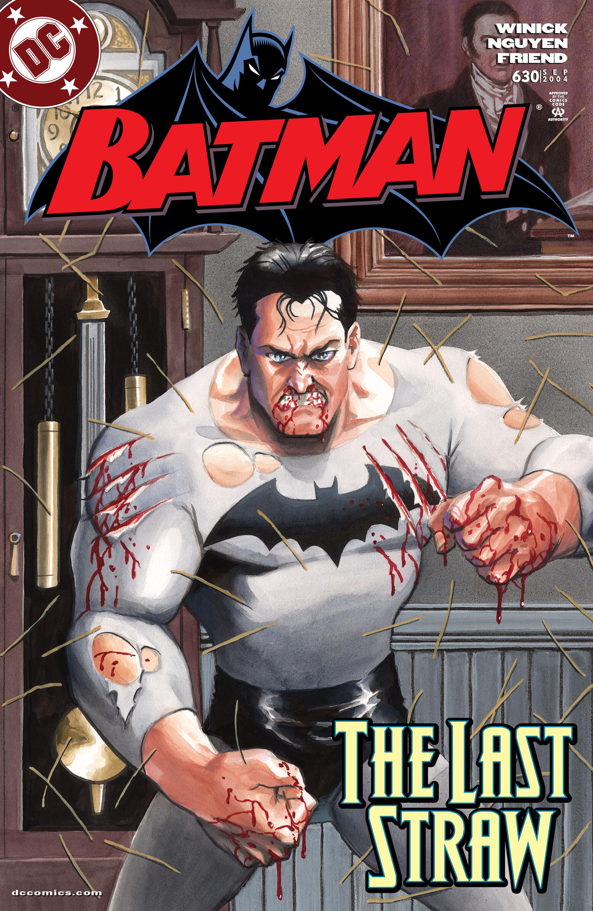 Batman (1940) 630 Page 1