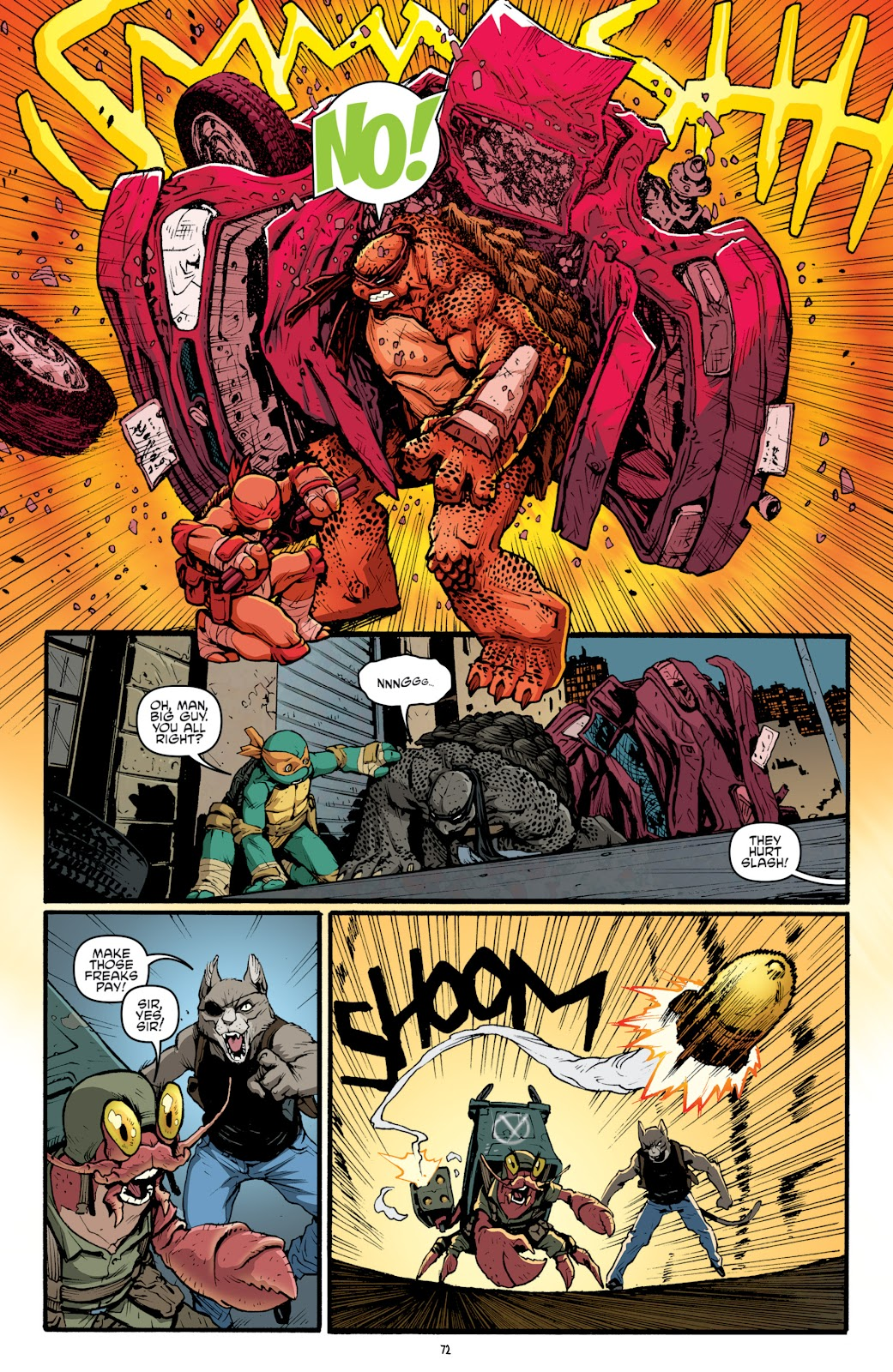Read online Teenage Mutant Ninja Turtles: The IDW Collection comic -  Issue # TPB 5 (Part 2) - 50