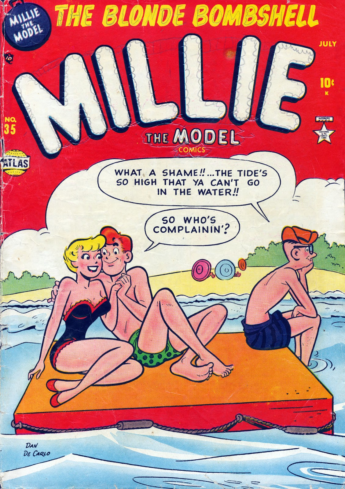 Millie the Model 35 Page 1