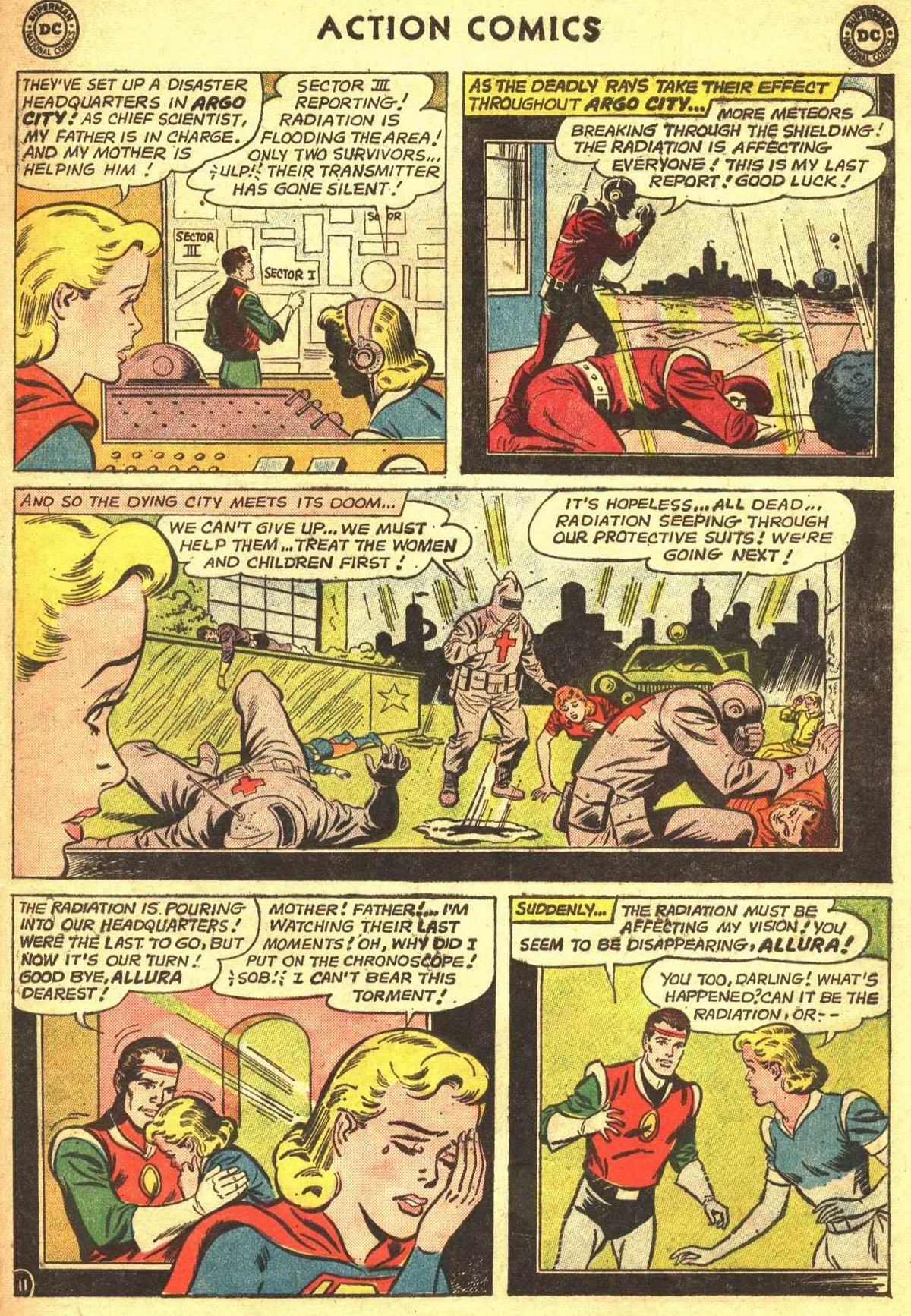 Read online Action Comics (1938) comic -  Issue #309 - 31