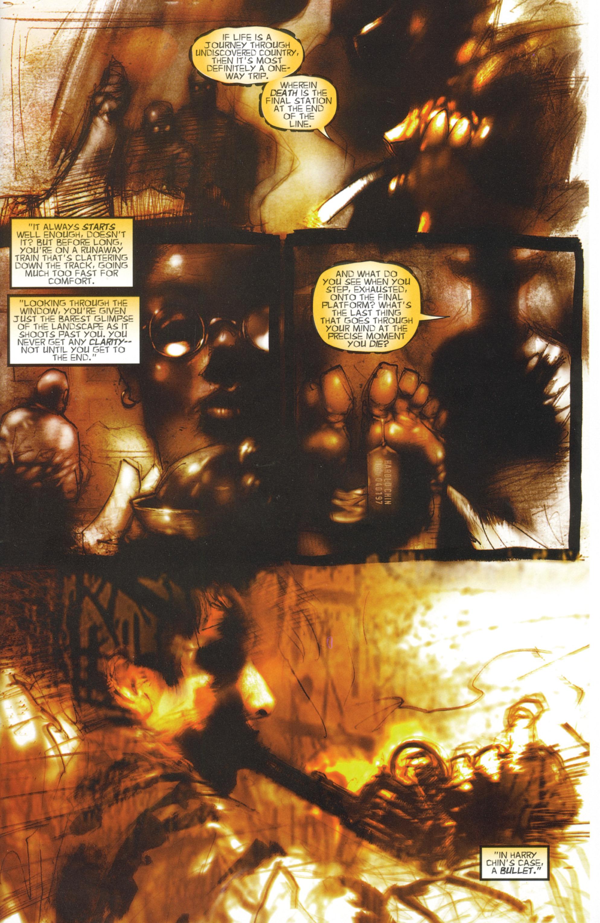 Read online Deadside comic -  Issue #3 - 5