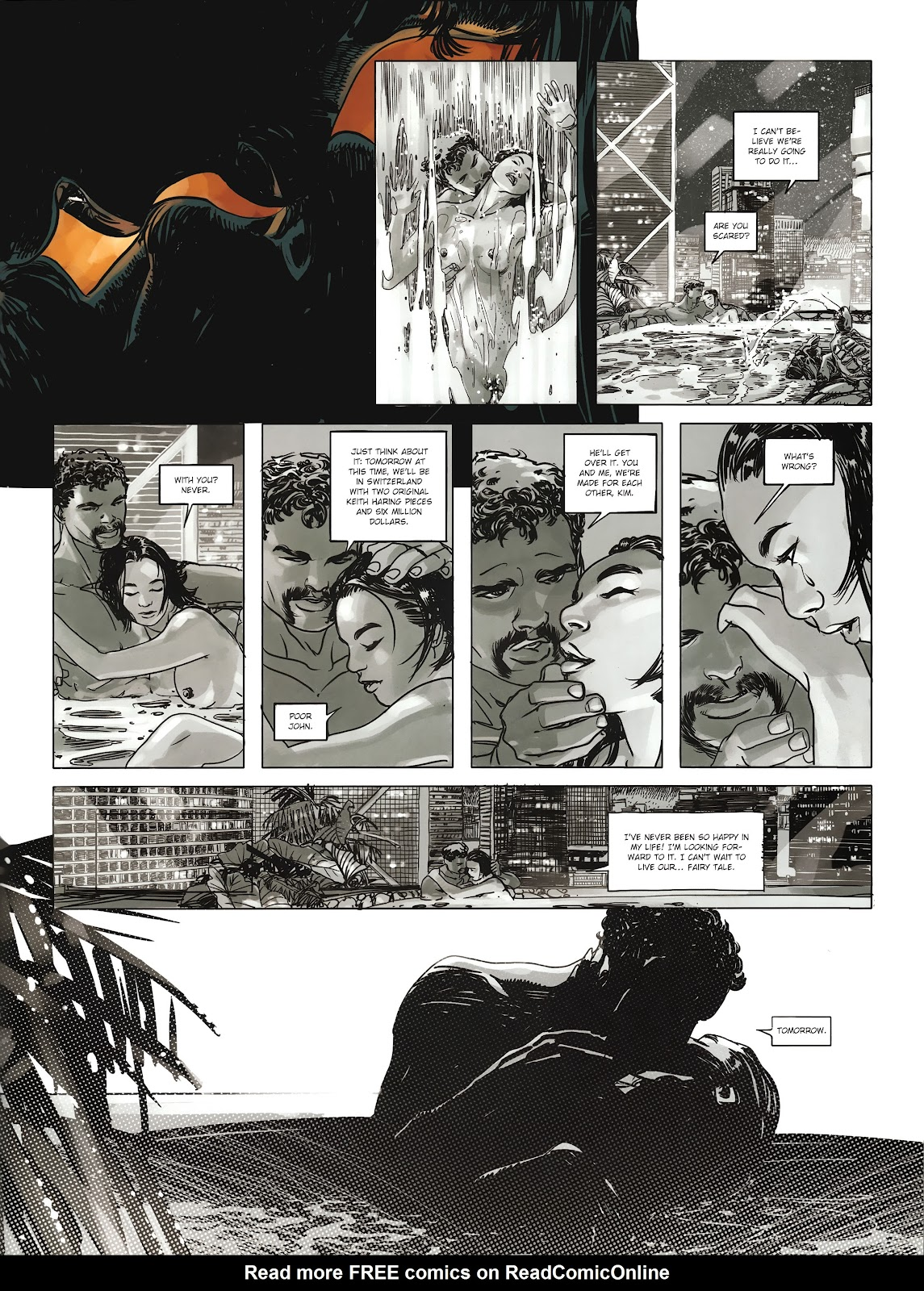 Read online Cutting Edge (2013) comic -  Issue #3 - 27