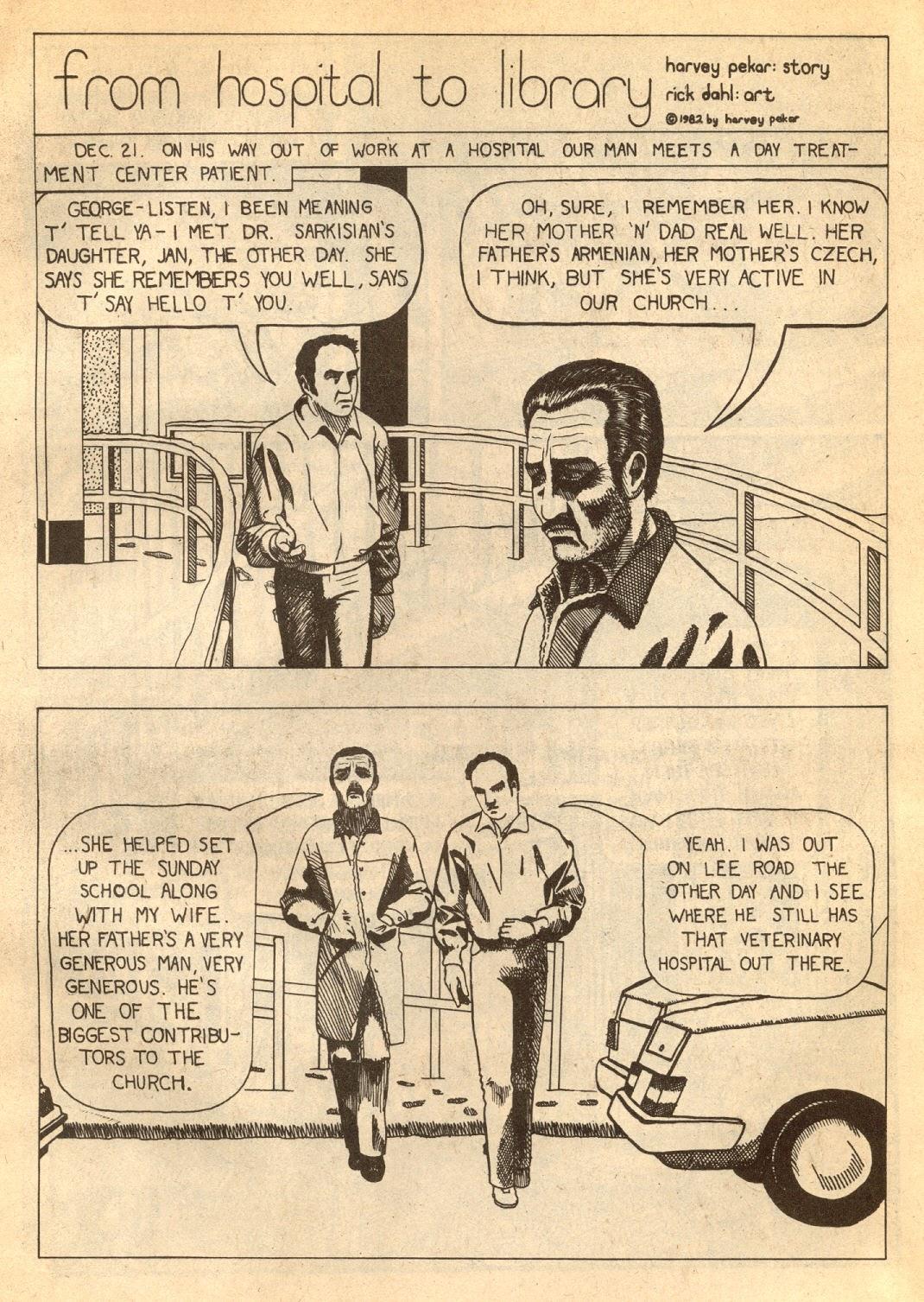 American Splendor (1976) issue 7 - Page 47