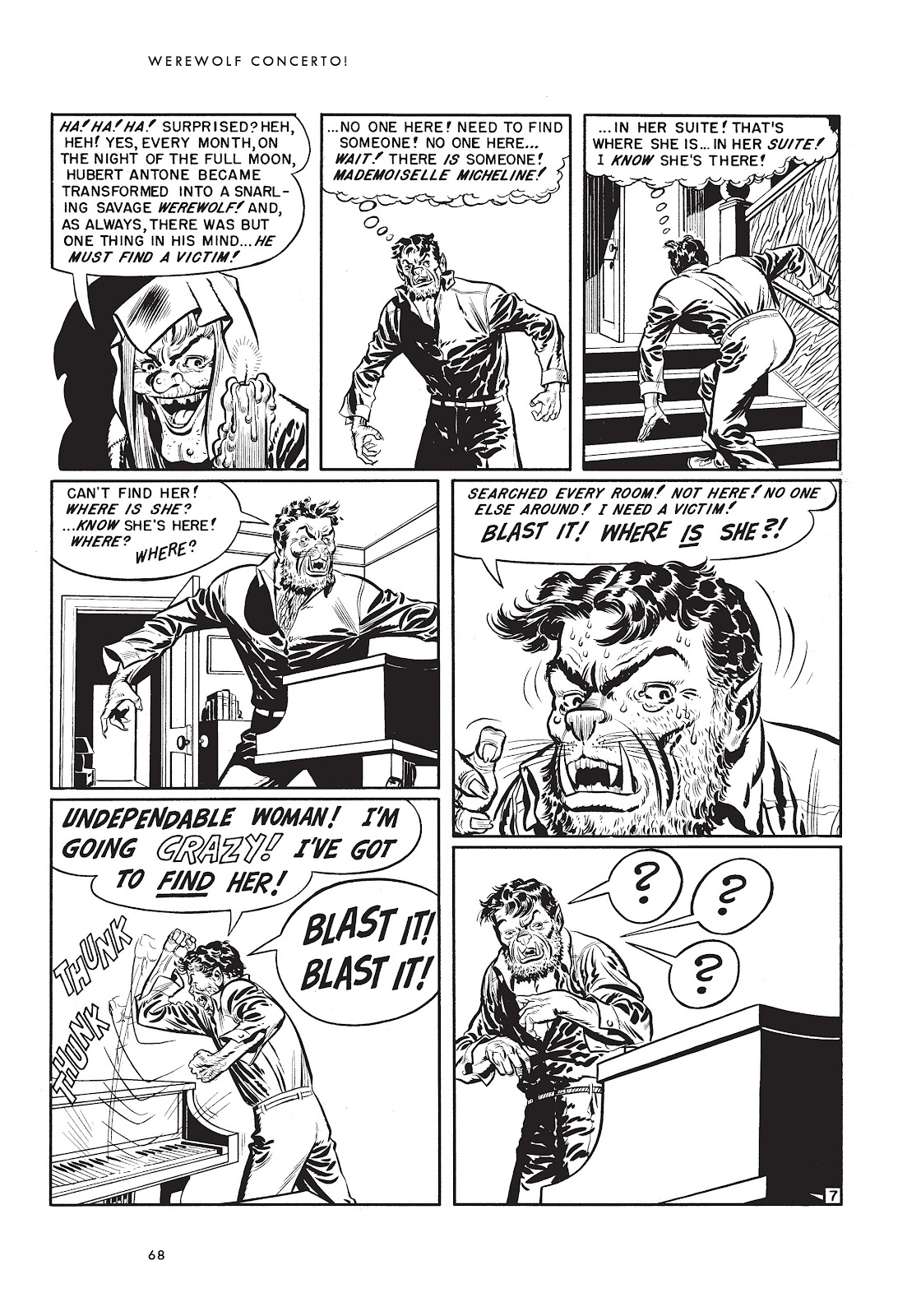 Read online Voodoo Vengeance and Other Stories comic -  Issue # TPB (Part 1) - 85