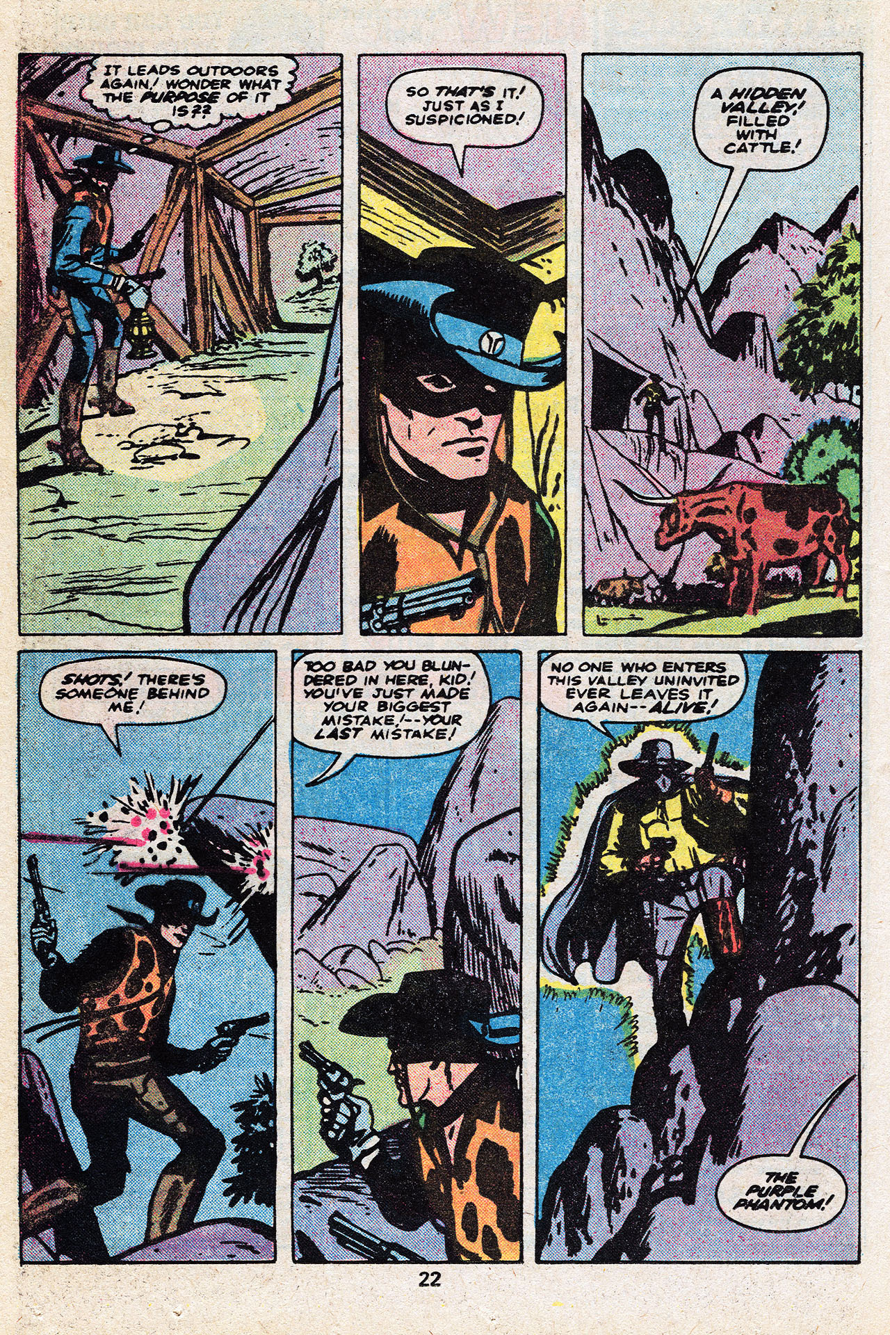 Read online Two-Gun Kid comic -  Issue #136 - 24