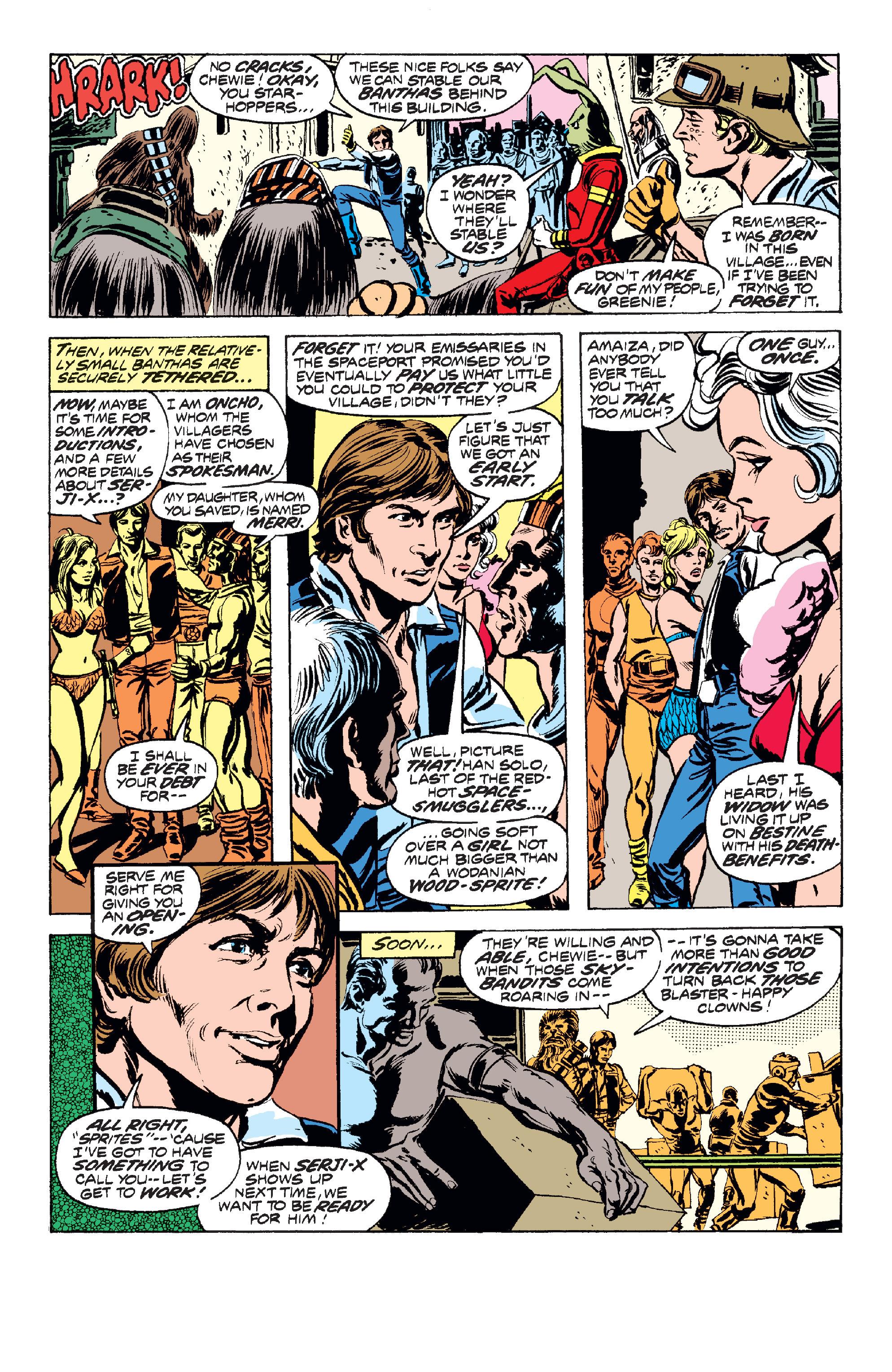 Read online Star Wars Omnibus comic -  Issue # Vol. 13 - 159