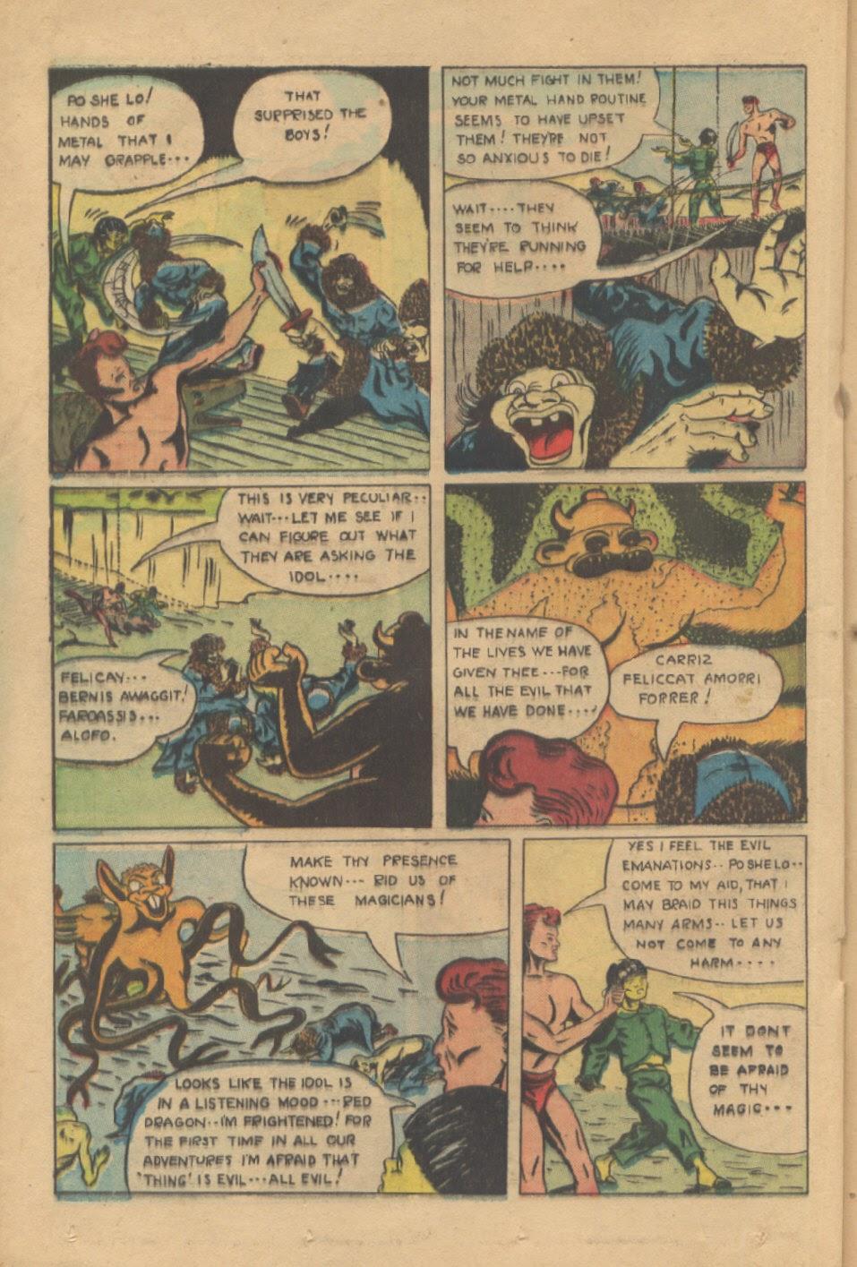 Super-Magician Comics issue 53 - Page 30