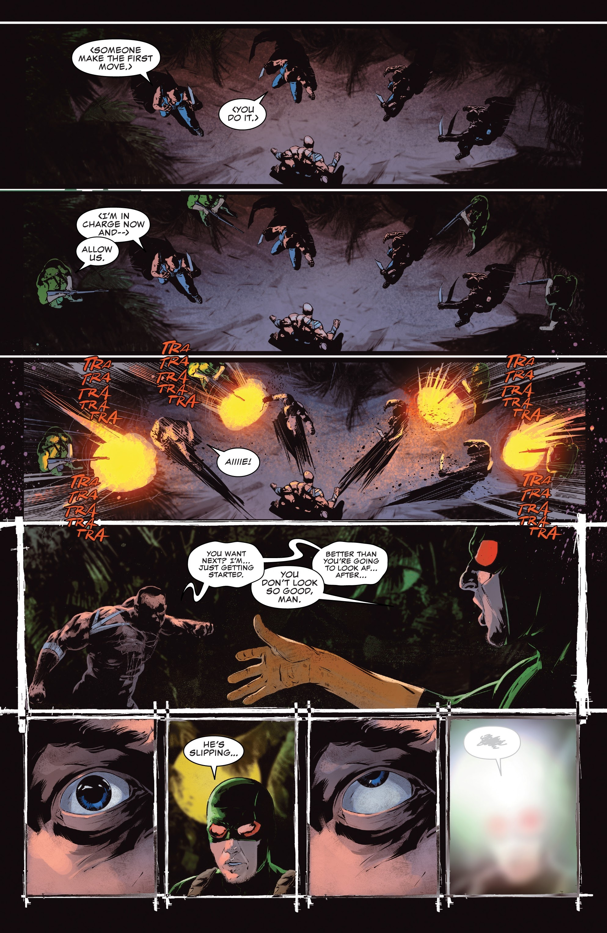 Read online The Punisher (2018) comic -  Issue #12 - 7