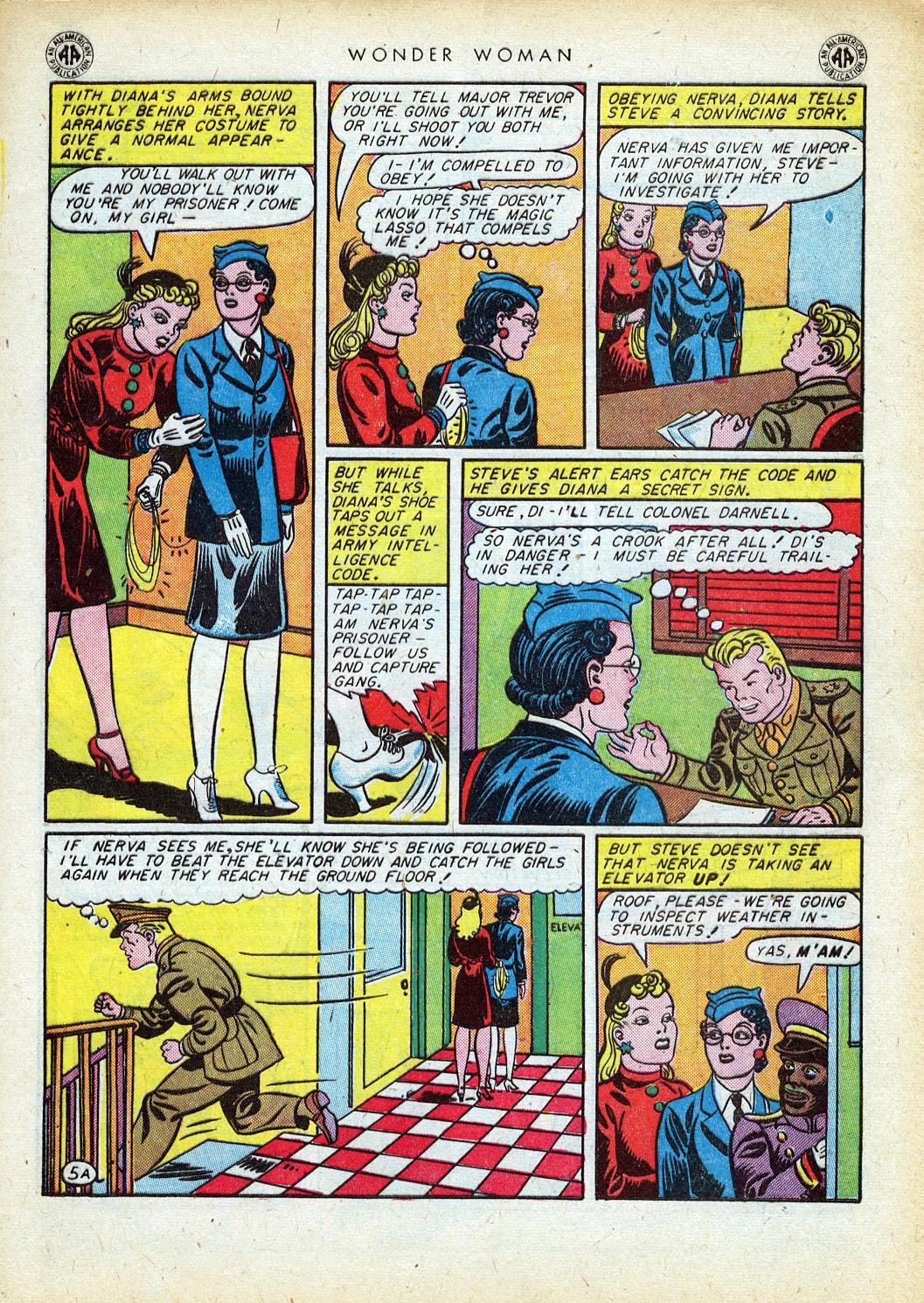 Read online Wonder Woman (1942) comic -  Issue #12 - 7