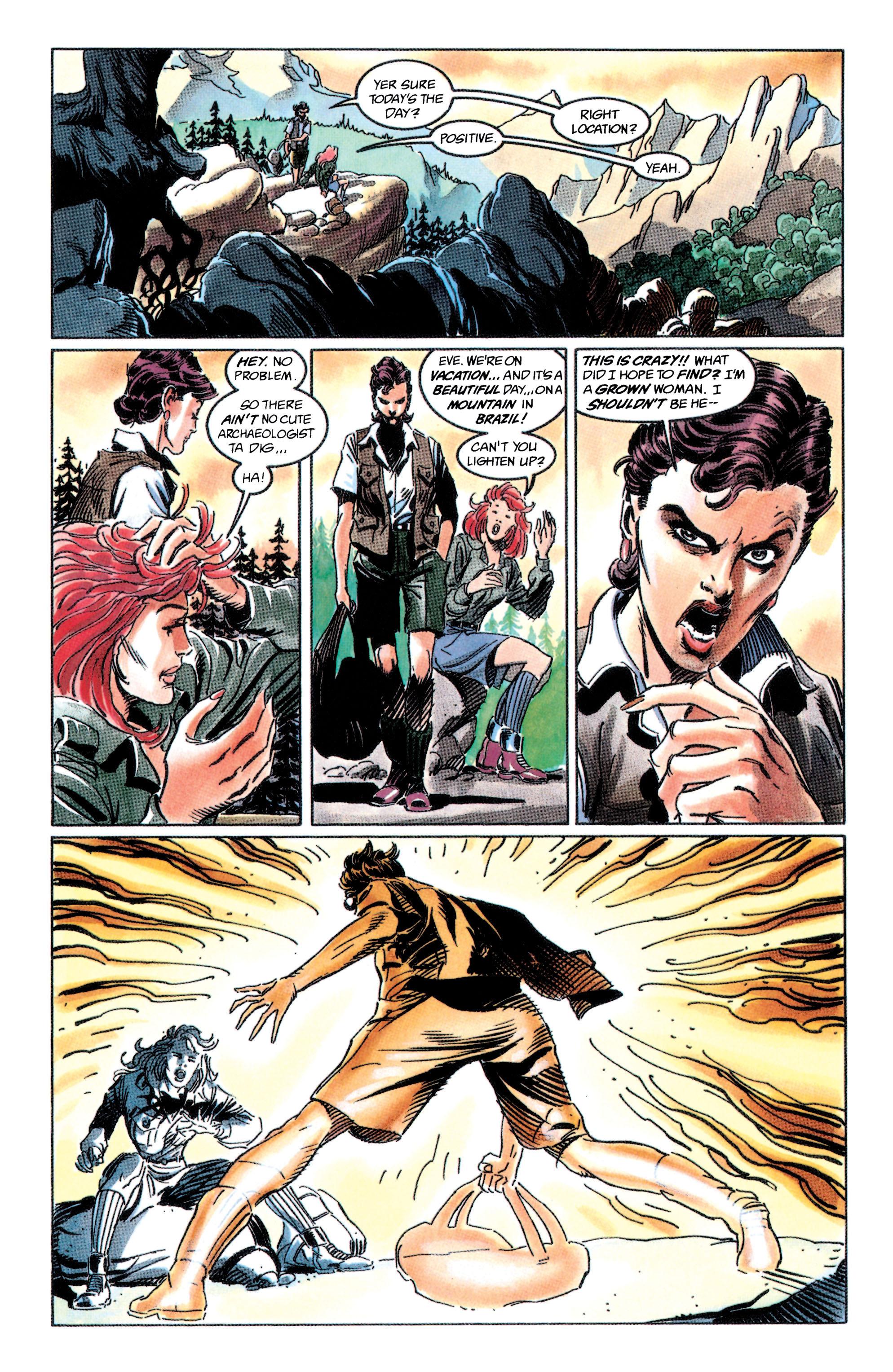 Read online Adam Strange (1990) comic -  Issue #2 - 44