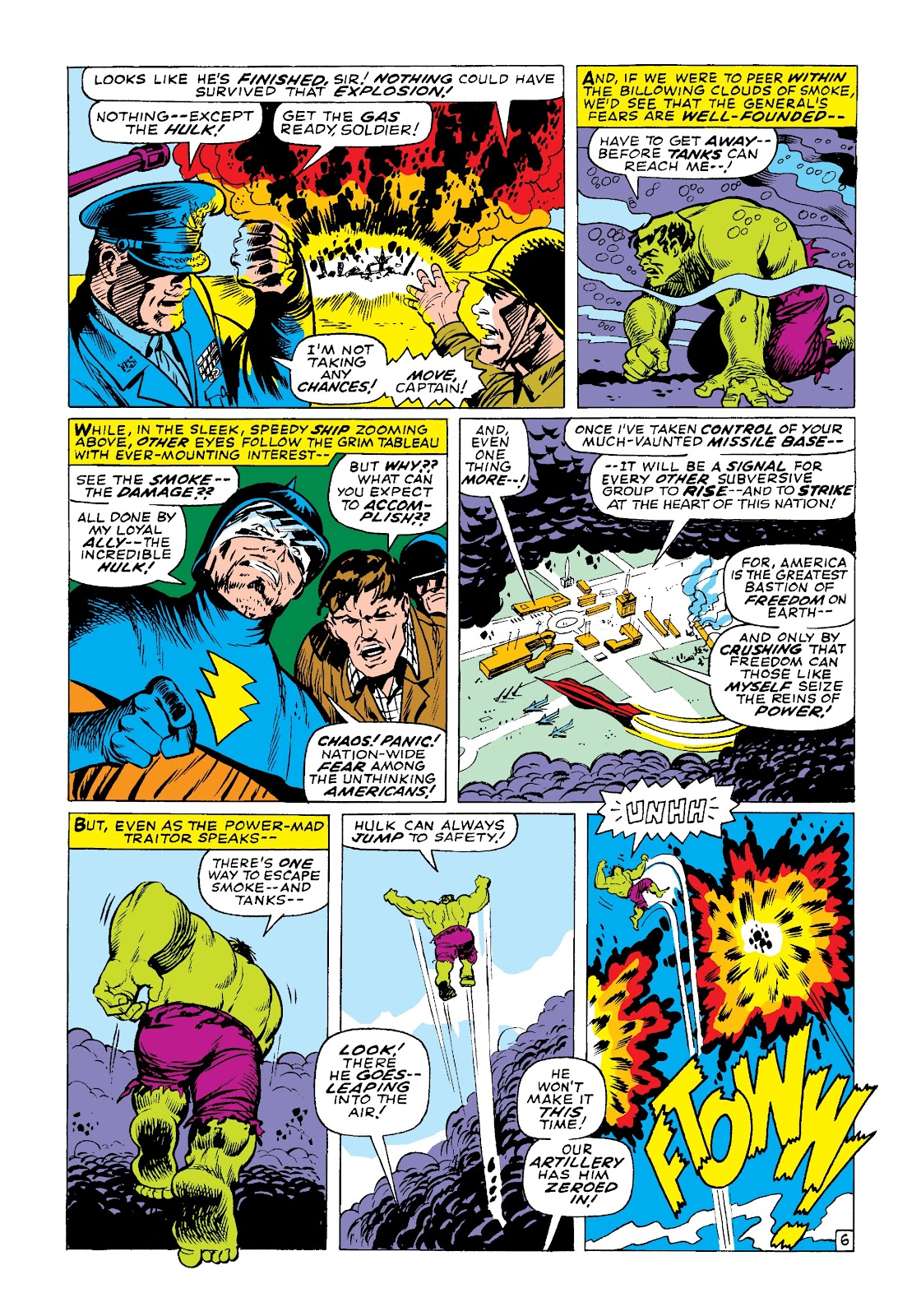 Read online Marvel Masterworks: The Incredible Hulk comic -  Issue # TPB 3 (Part 3) - 11