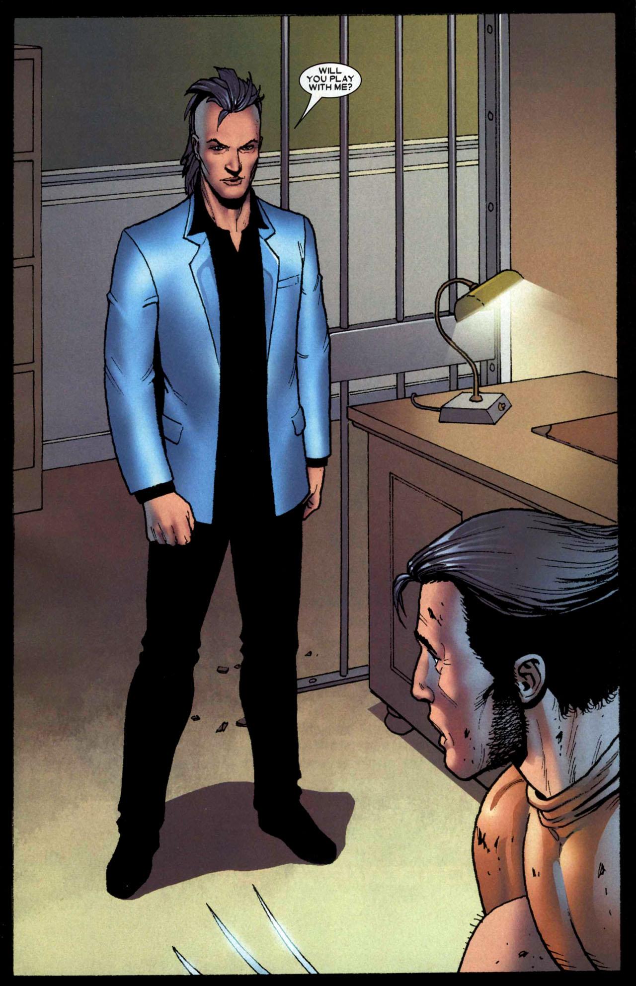 Read online Wolverine: Origins comic -  Issue #13 - 11