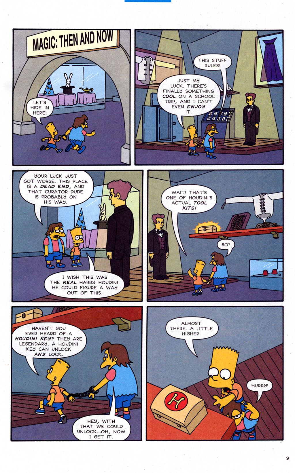 Read online Simpsons Comics Presents Bart Simpson comic -  Issue #21 - 31