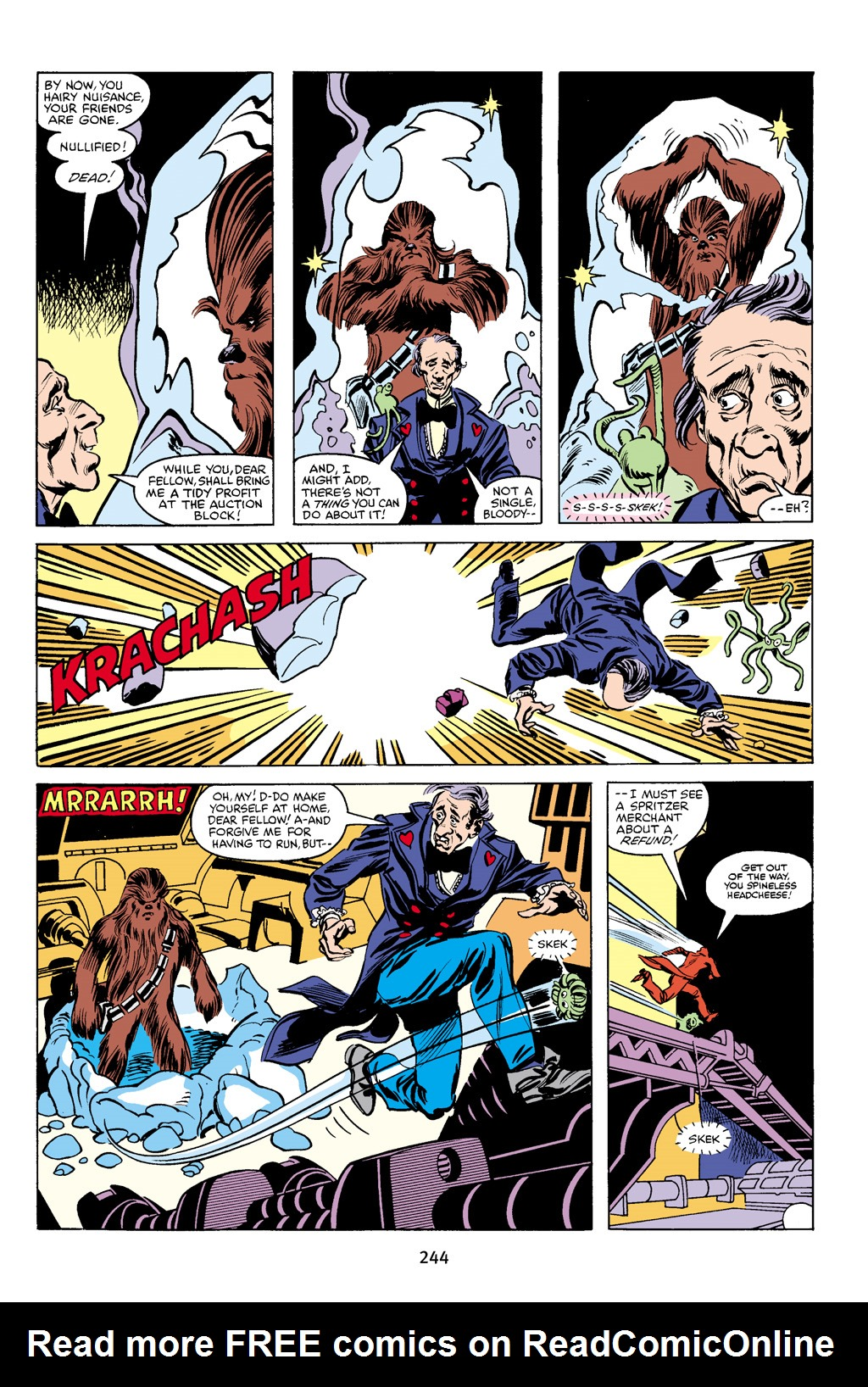 Read online Star Wars Omnibus comic -  Issue # Vol. 16 - 241
