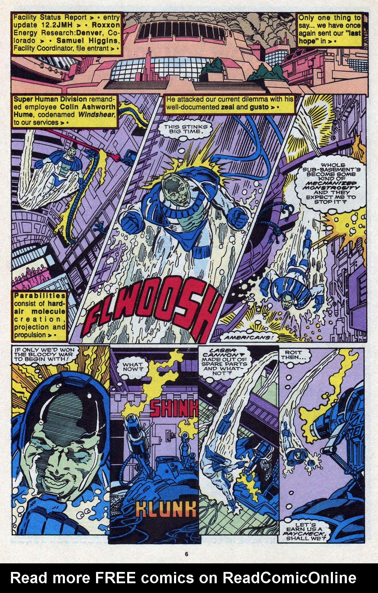 Read online Alpha Flight (1983) comic -  Issue #87 - 8
