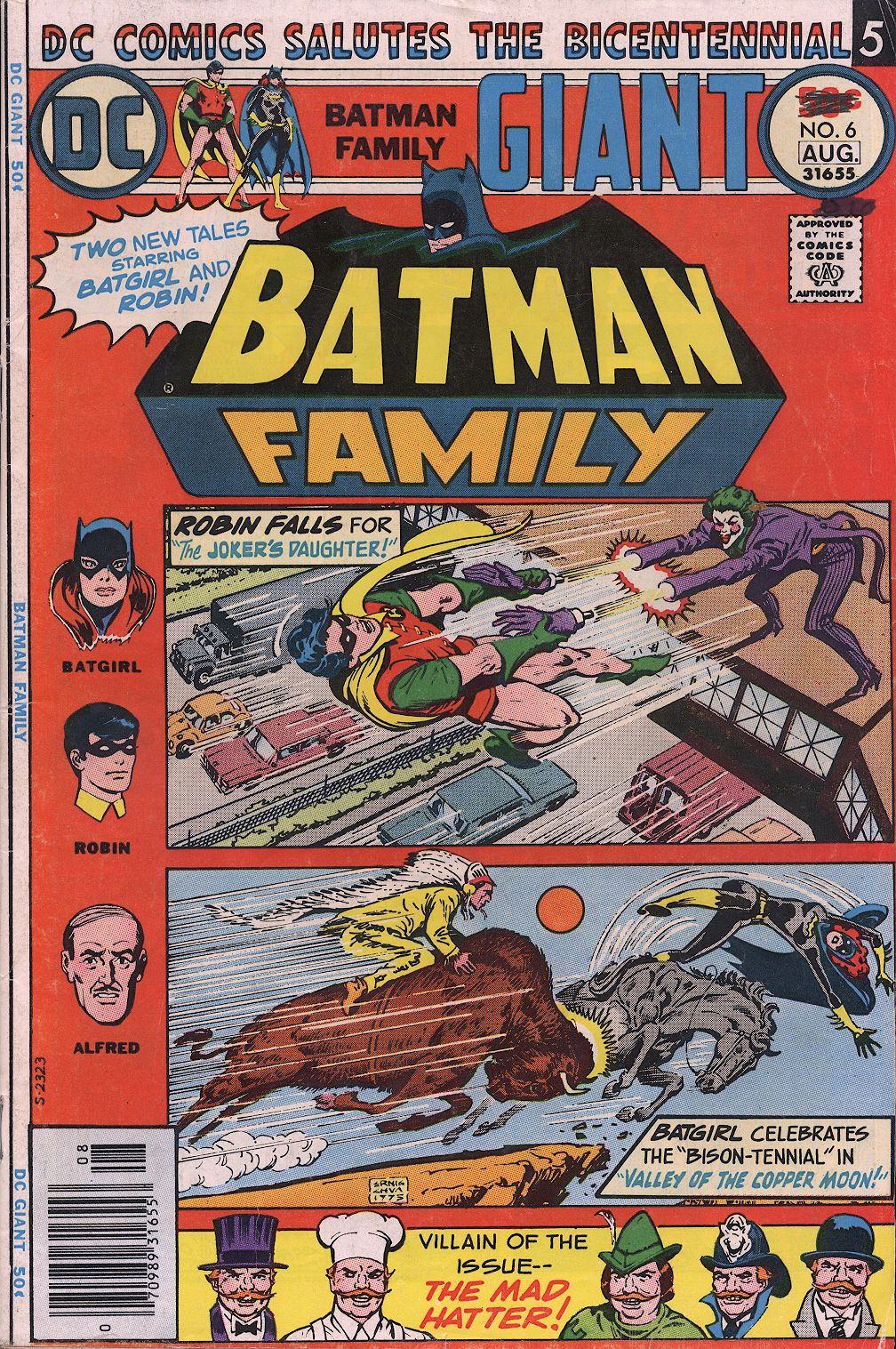 The Batman Family issue 6 - Page 1