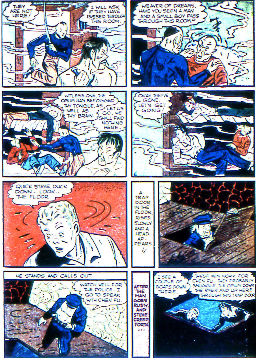 Read online Adventure Comics (1938) comic -  Issue #44 - 51