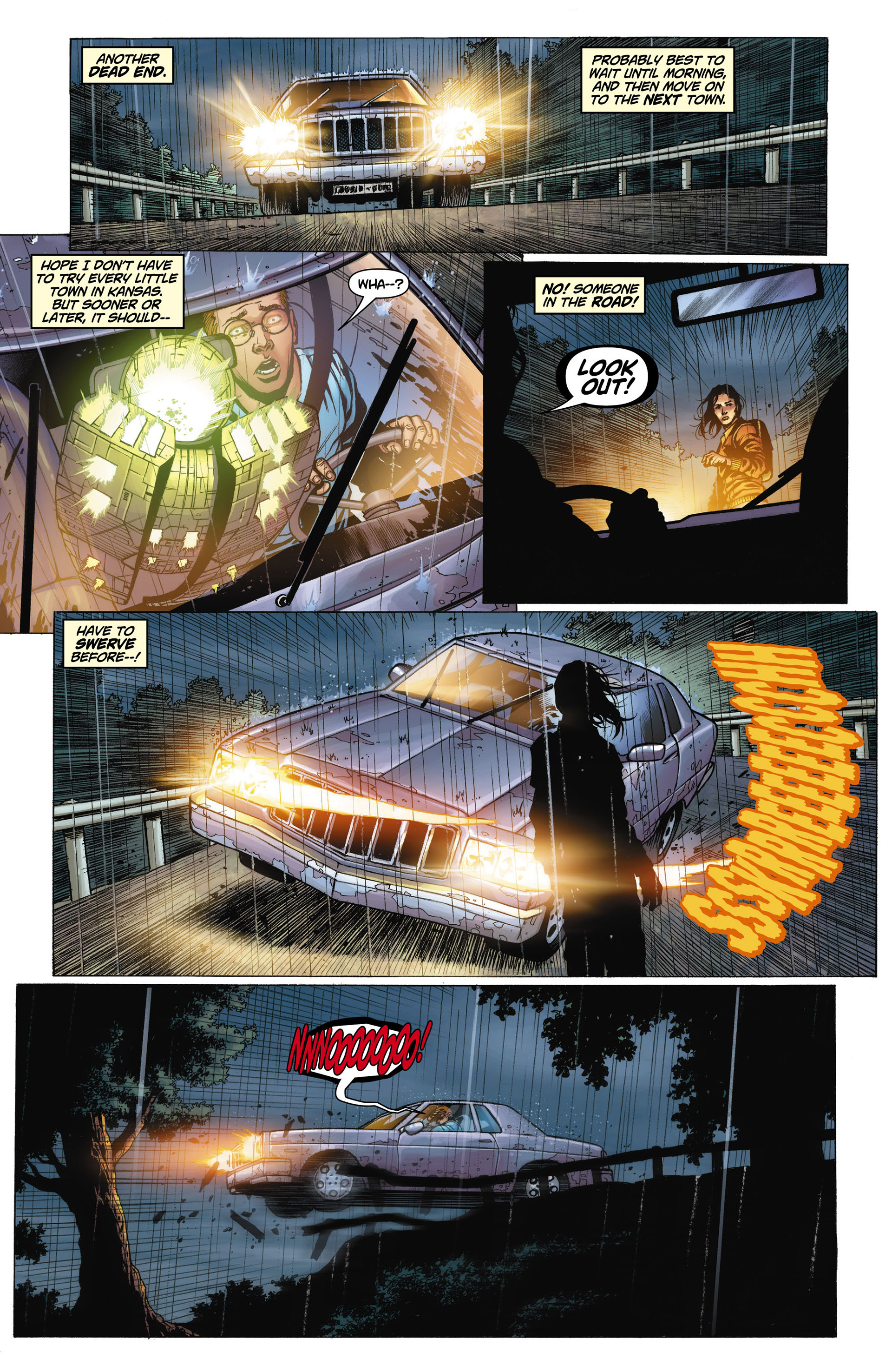 Read online Action Comics (2011) comic -  Issue #0 - 24