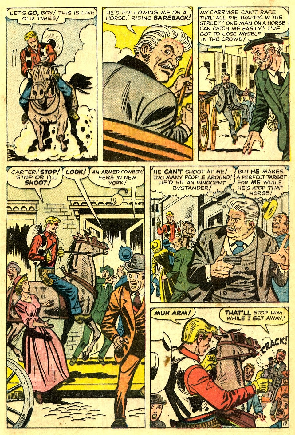 Kid Colt Outlaw issue 108 - Page 17