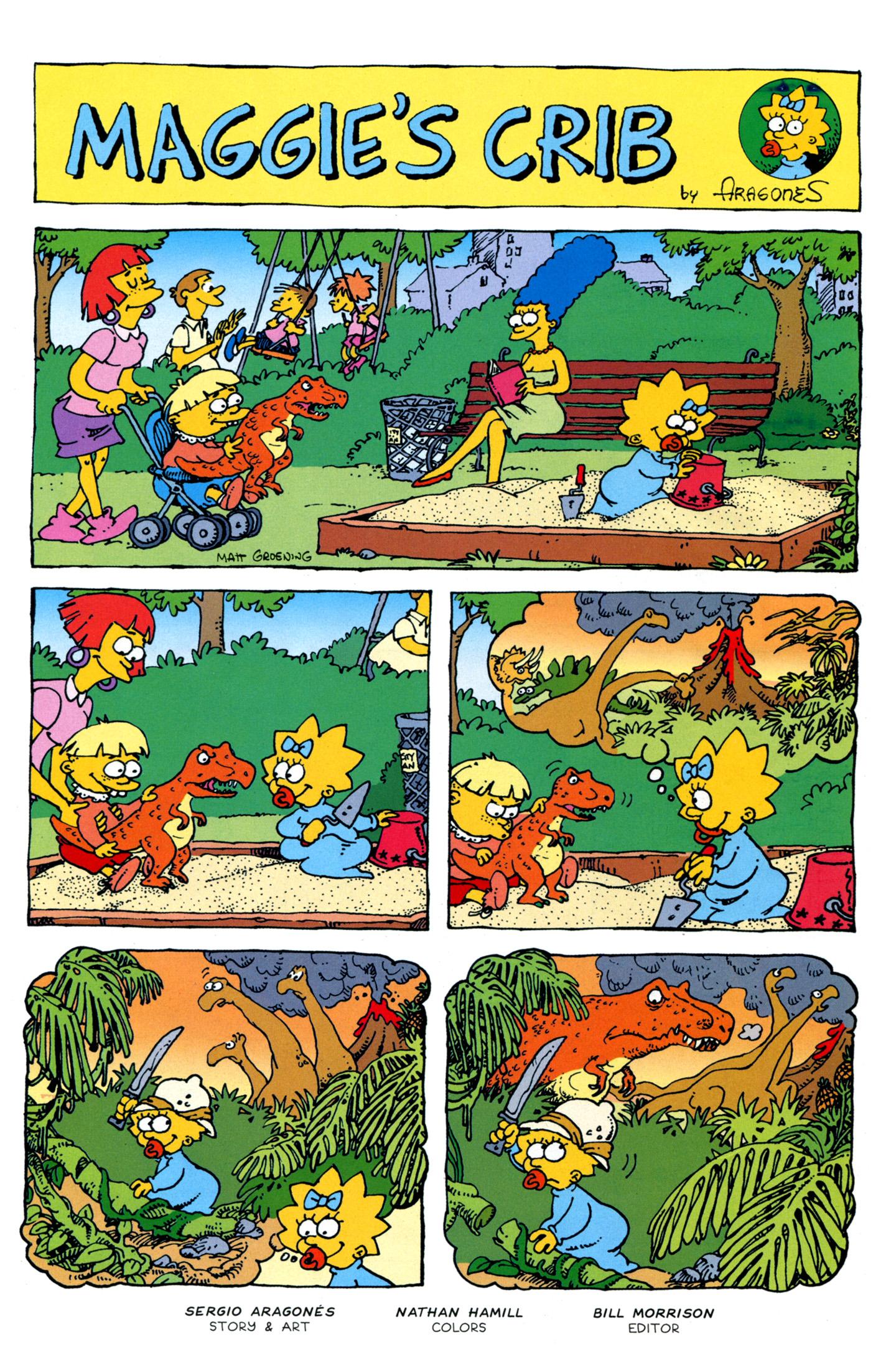 Read online Simpsons Comics Presents Bart Simpson comic -  Issue #66 - 31