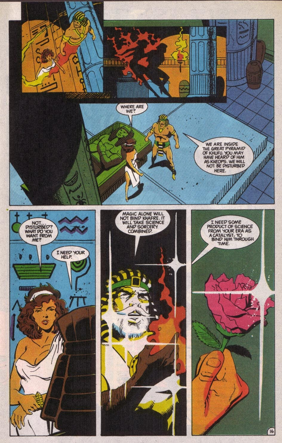Time Masters issue 6 - Page 21