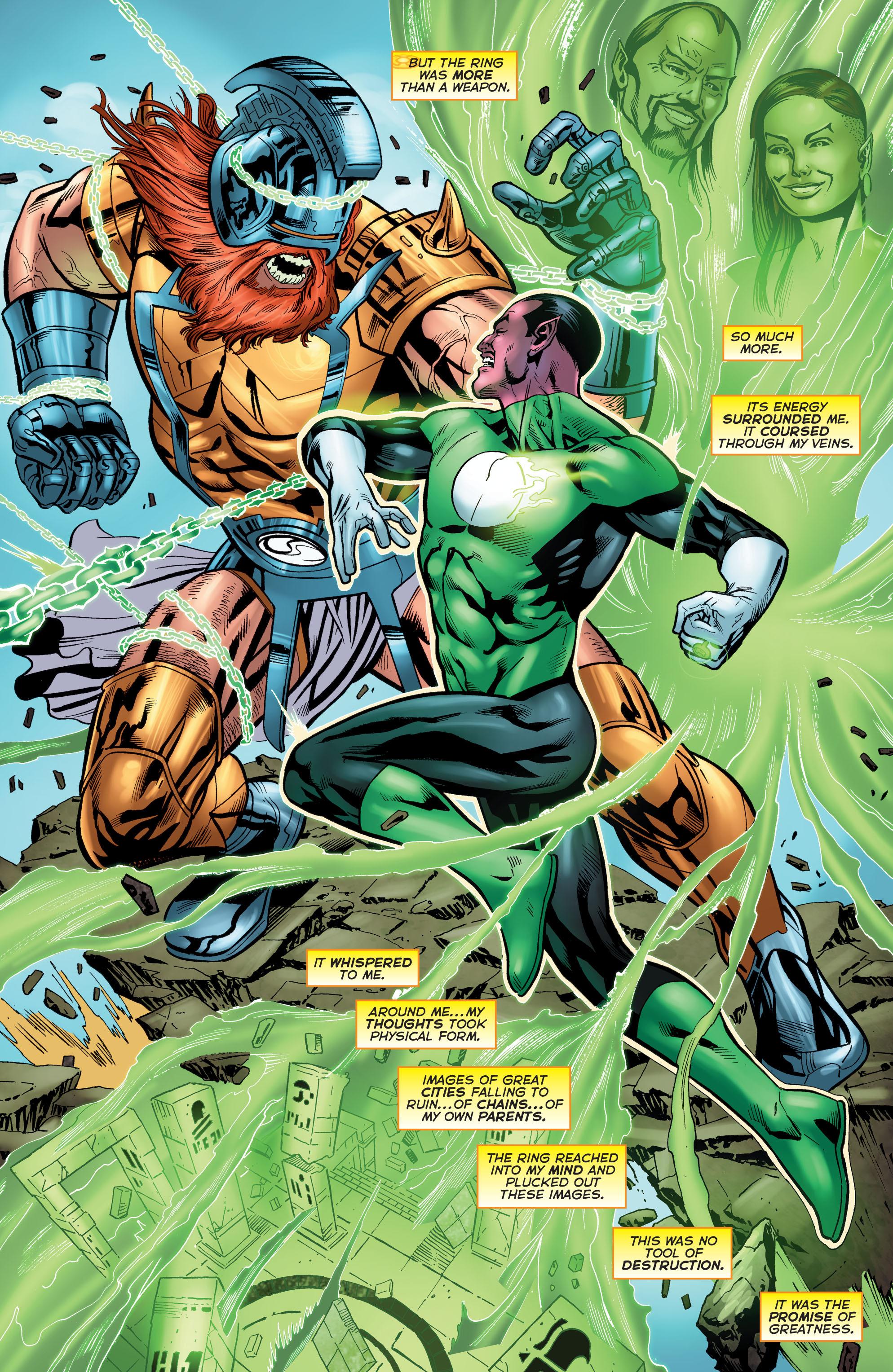 Read online Secret Origins (2014) comic -  Issue #6 - 29