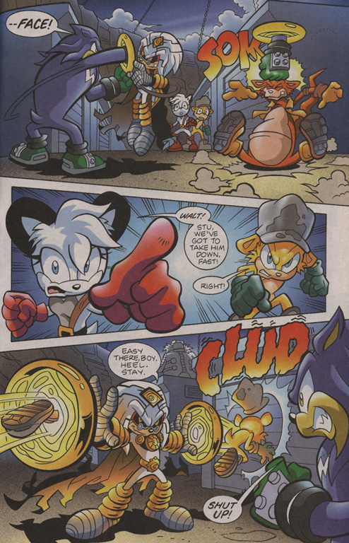 Read online Sonic Universe comic -  Issue #11 - 18