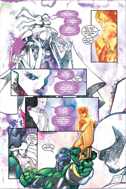 Captain Marvel (2002) Issue #6 #6 - English 11