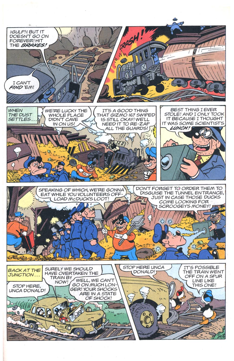 Read online Uncle Scrooge (1953) comic -  Issue #301 - 24