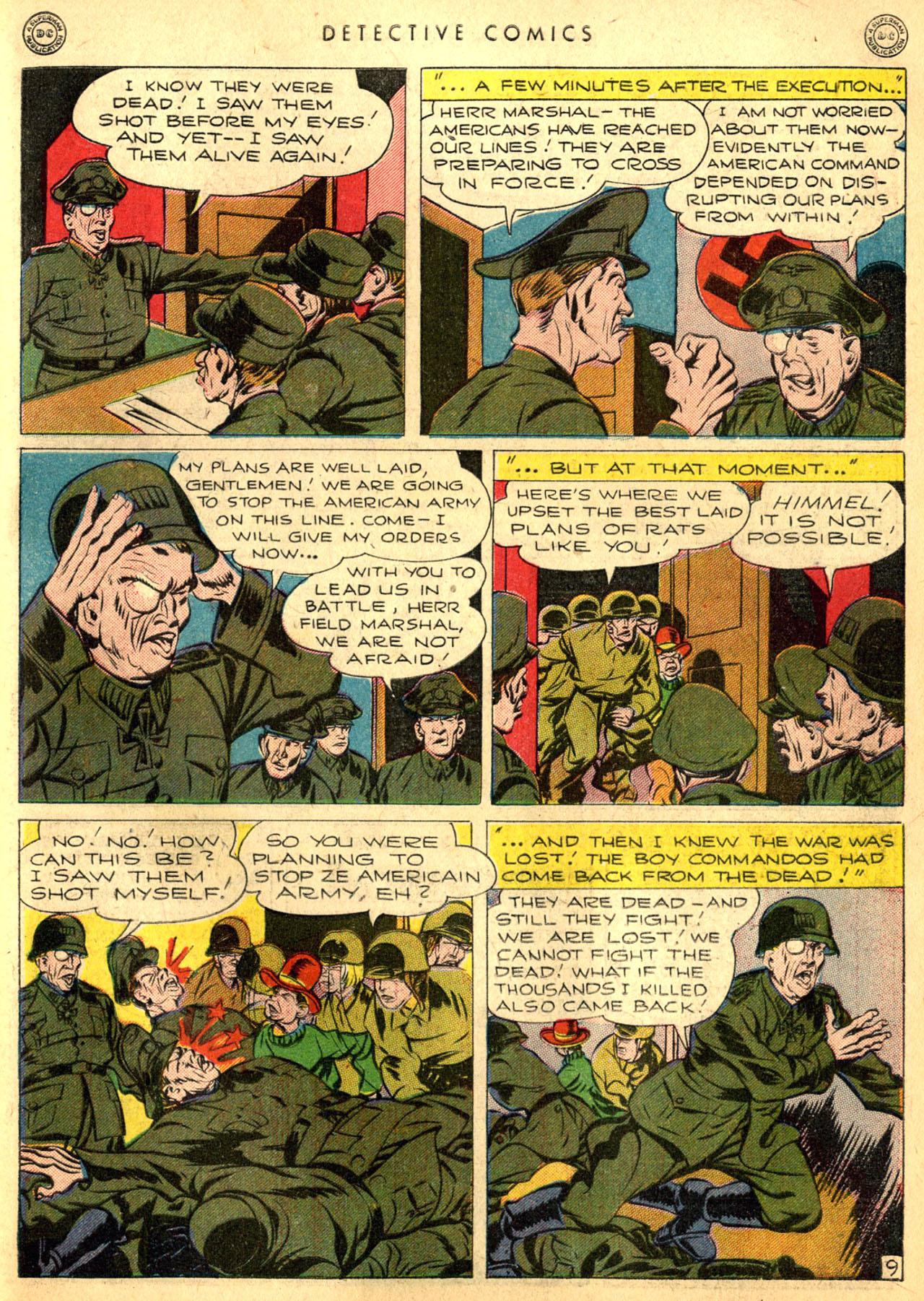 Read online Detective Comics (1937) comic -  Issue #98 - 47