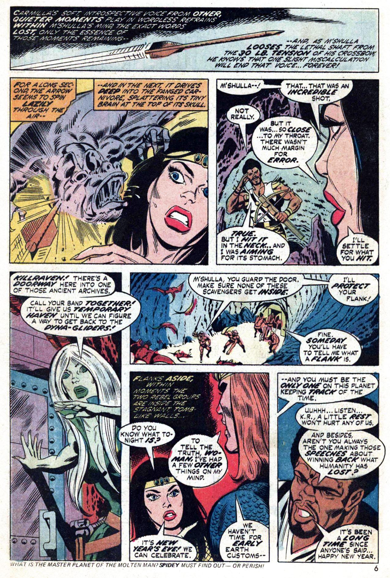 Read online Amazing Adventures (1970) comic -  Issue #24 - 7