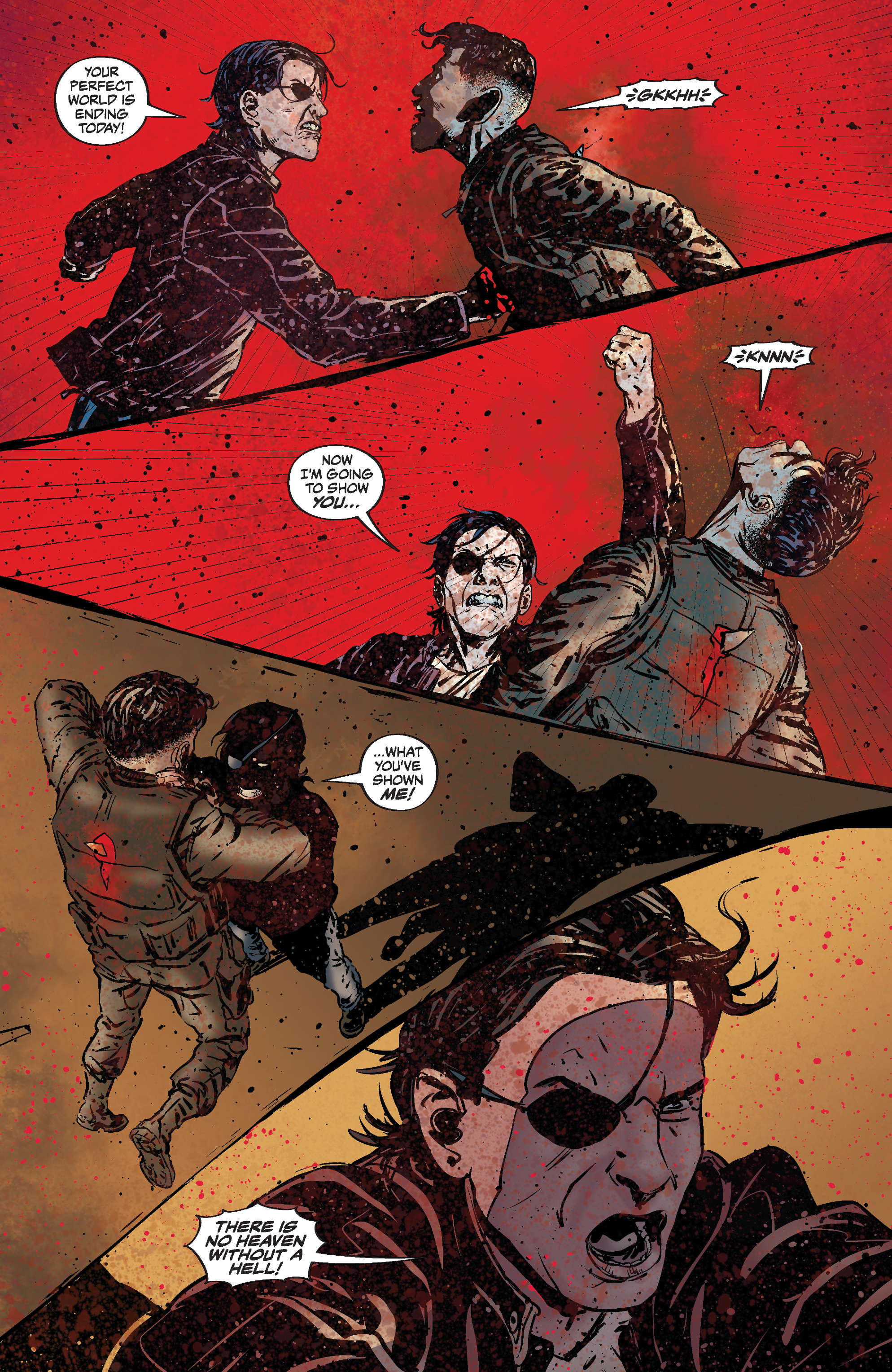 Read online Slayer: Repentless comic -  Issue #3 - 20