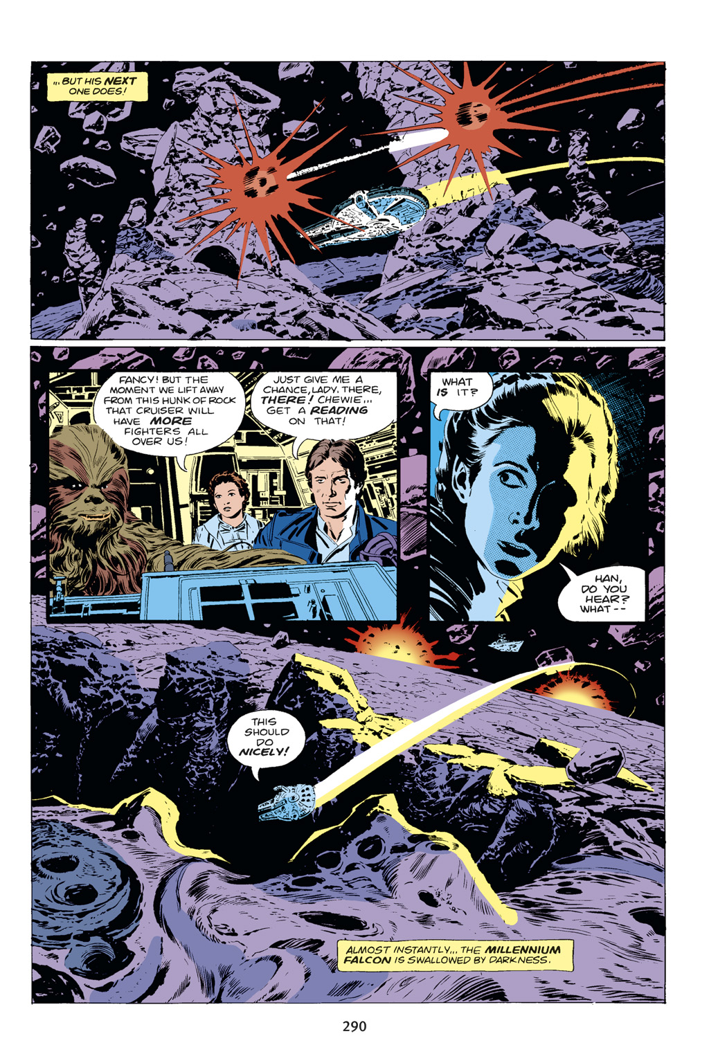 Read online Star Wars Omnibus comic -  Issue # Vol. 14 - 288