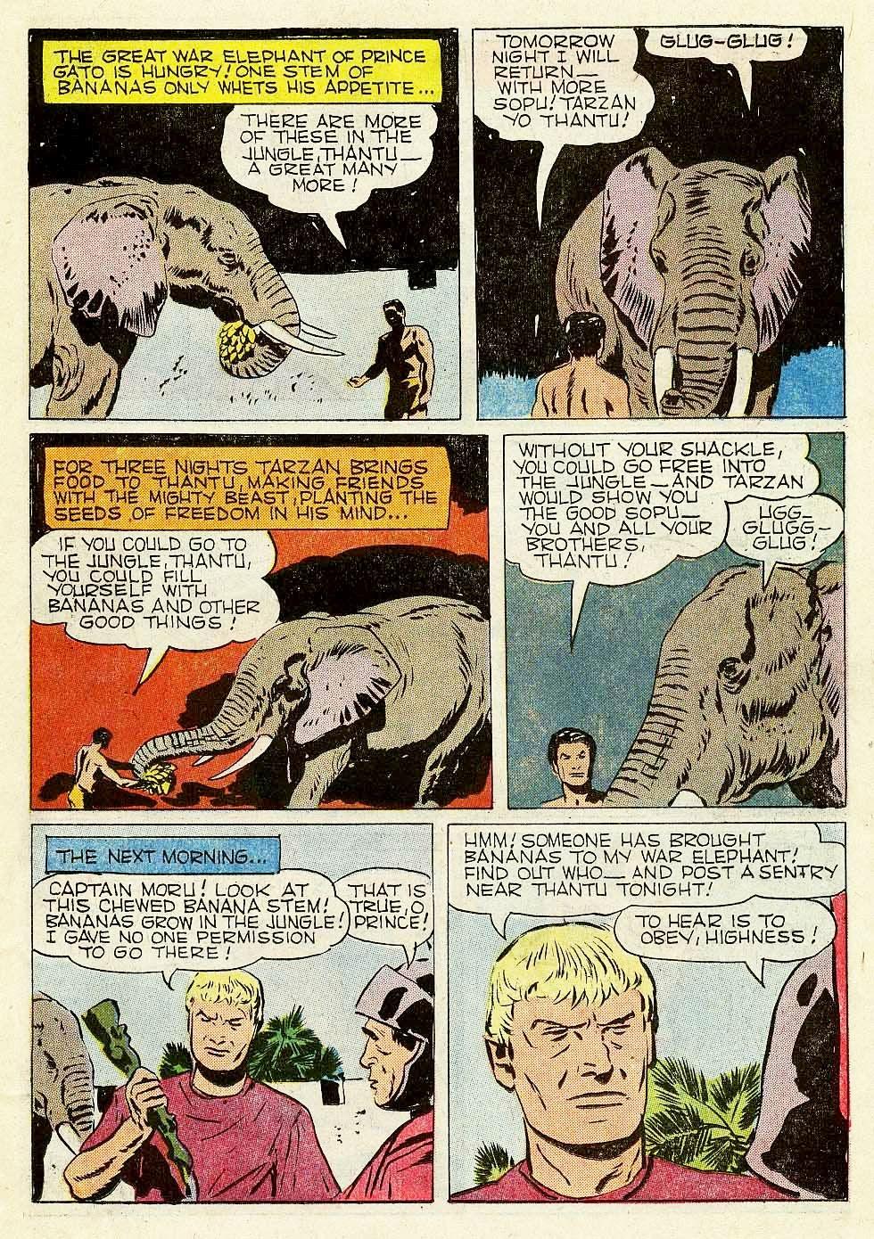 Tarzan (1948) issue 122 - Page 11