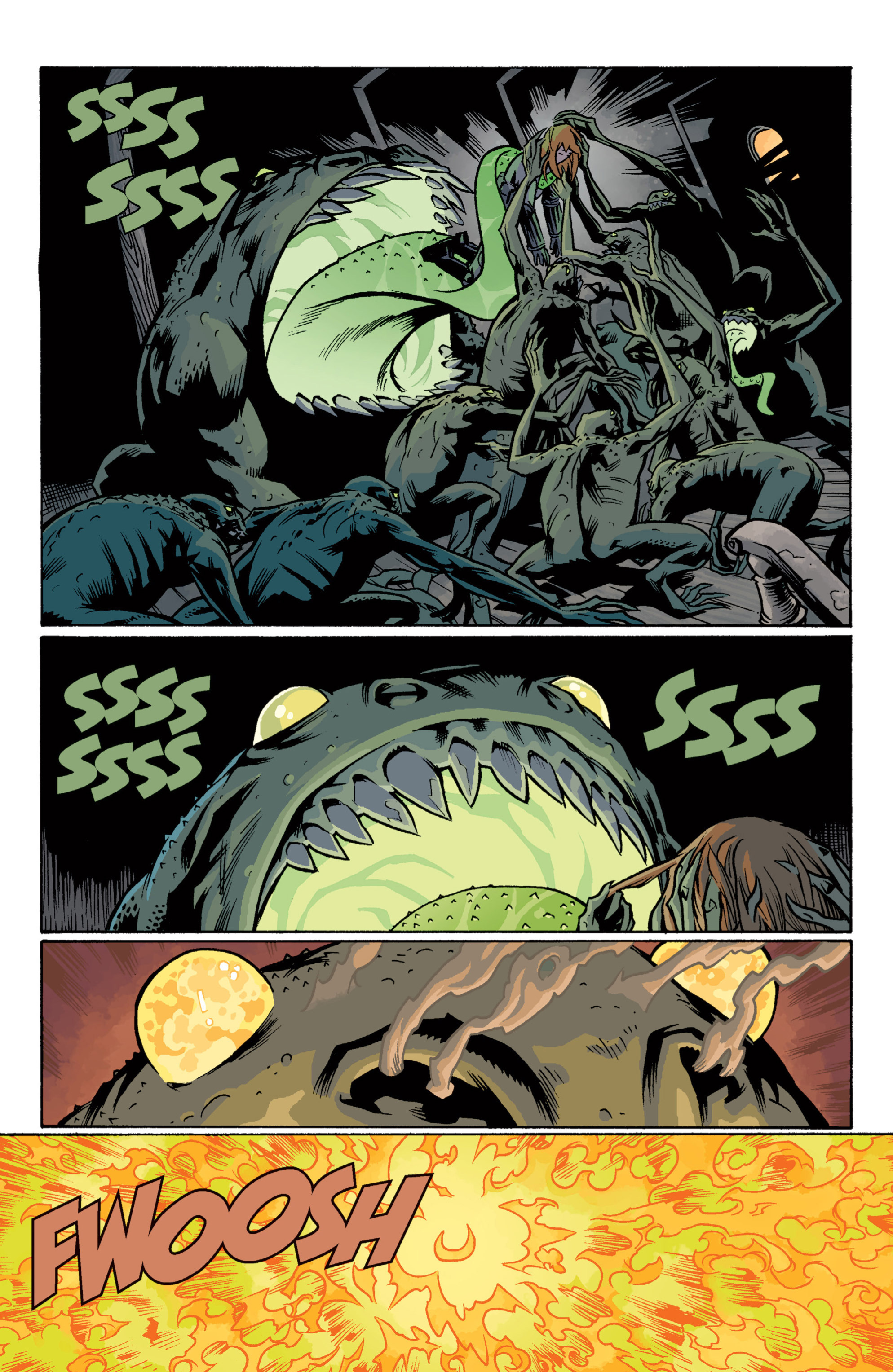 Read online B.P.R.D. (2003) comic -  Issue # TPB 12 - 122