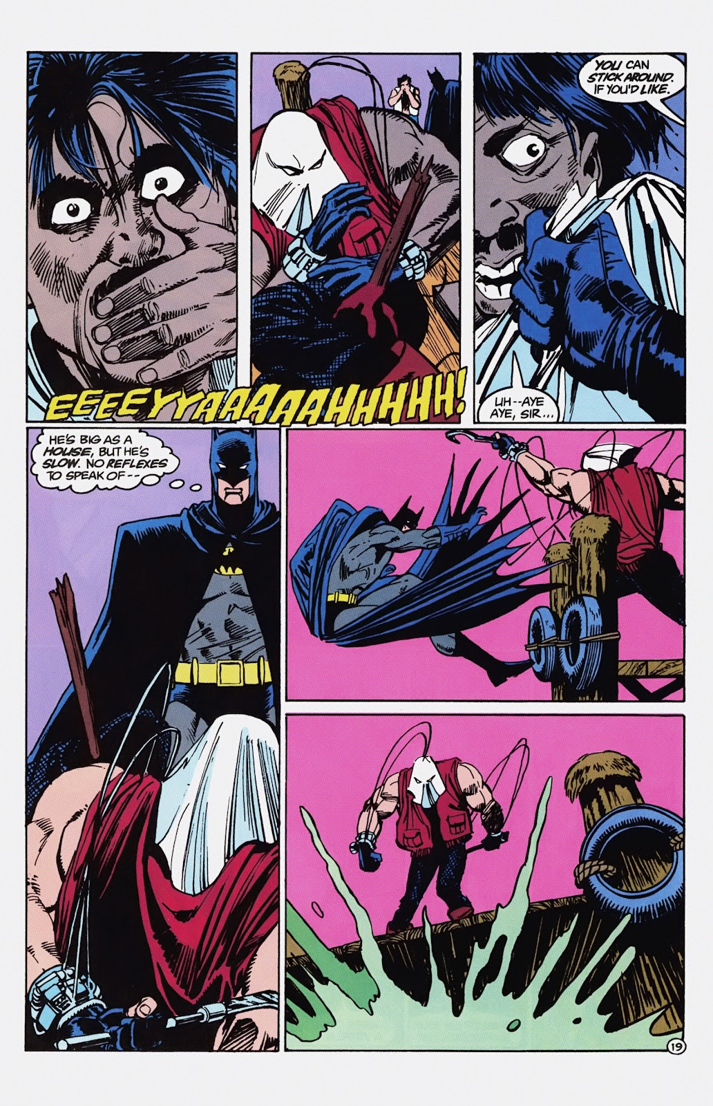 Read online Detective Comics (1937) comic -  Issue # _TPB Batman - Blind Justice (Part 1) - 24