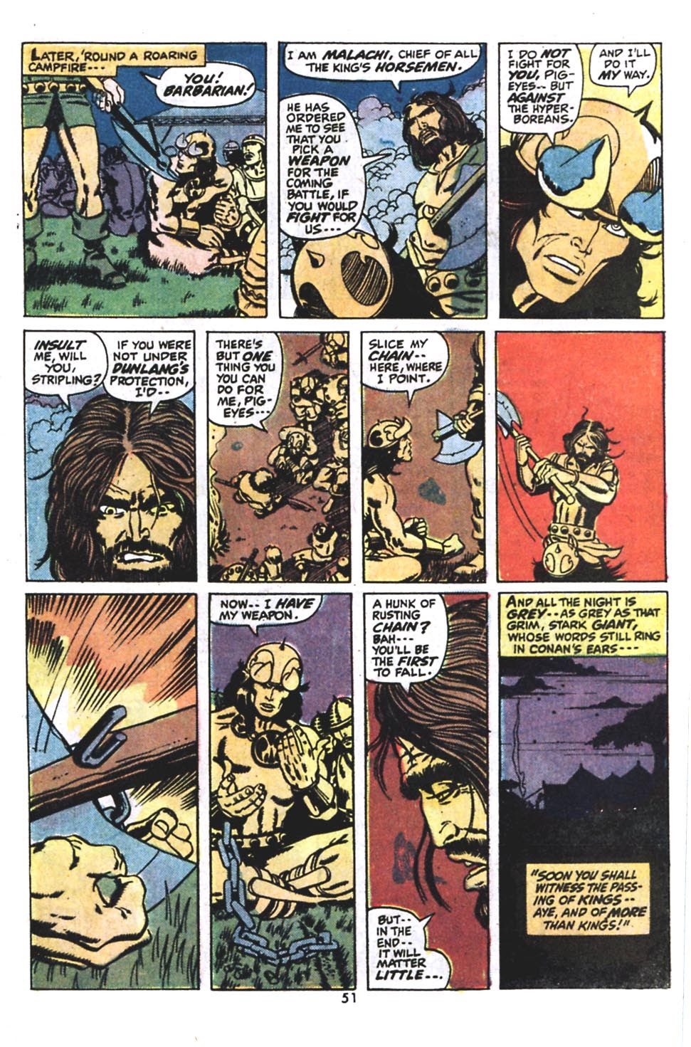 Giant-Size Conan issue 1 - Page 42