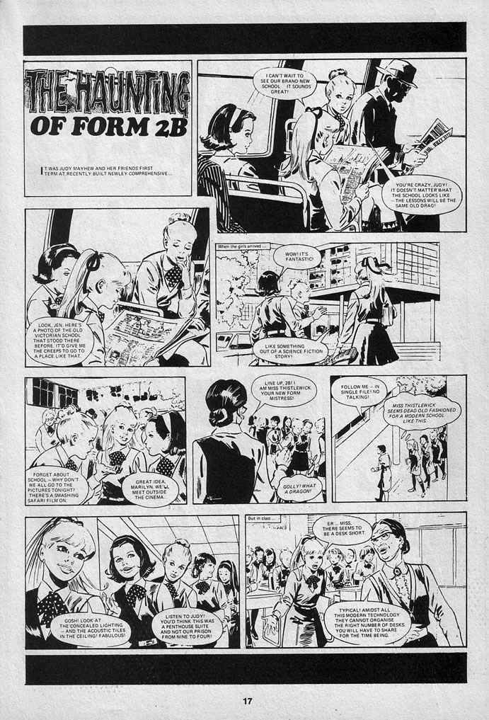 Read online Misty comic -  Issue # _Annual 1980 - 17