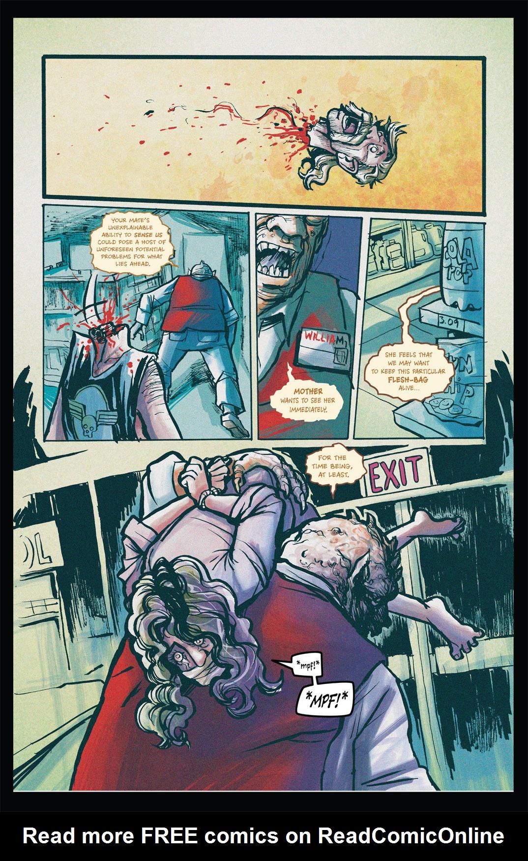 Read online Nightmare World comic -  Issue # Vol. 1 Thirteen Tales of Terror - 34