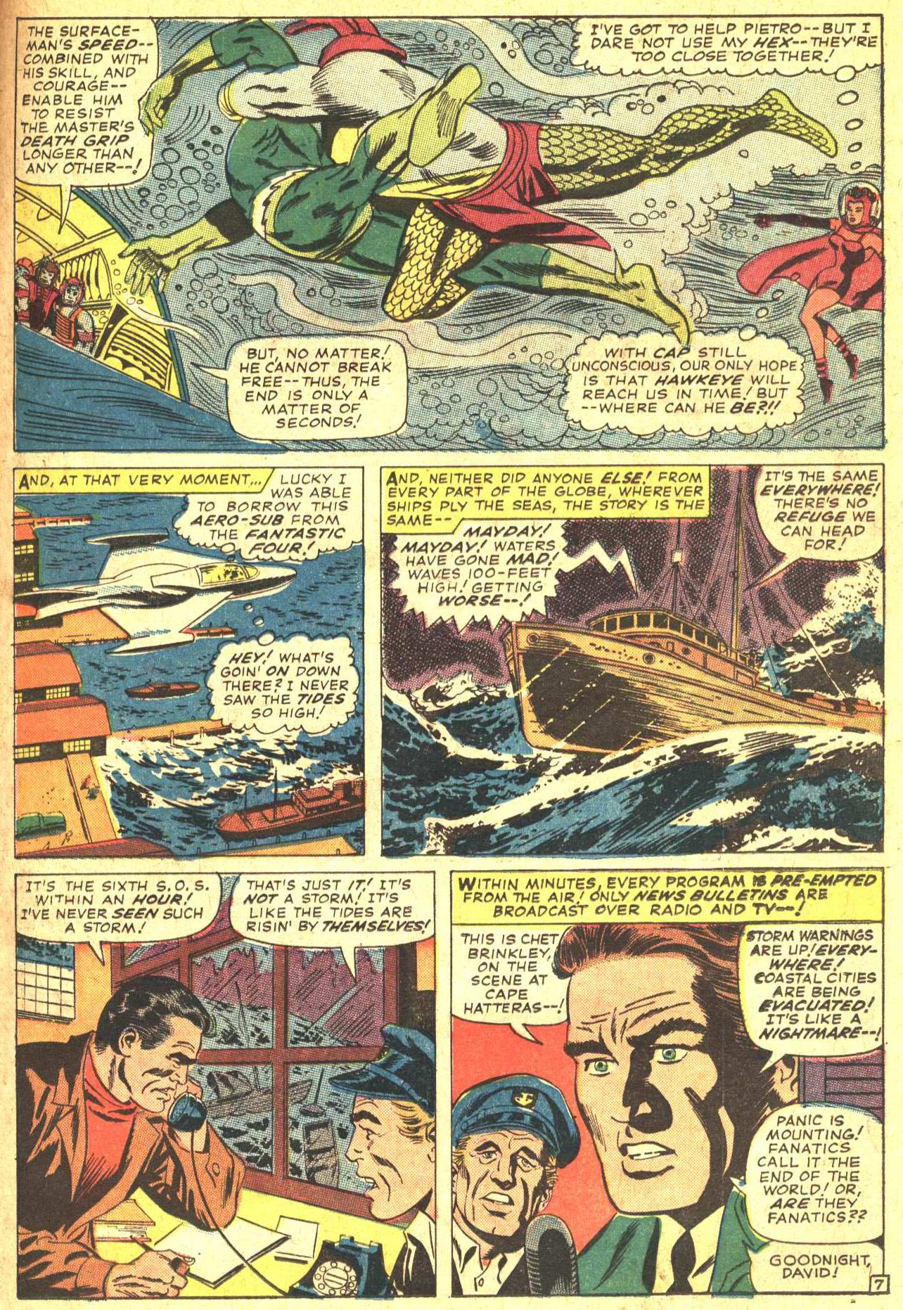 The Avengers (1963) 27 Page 8