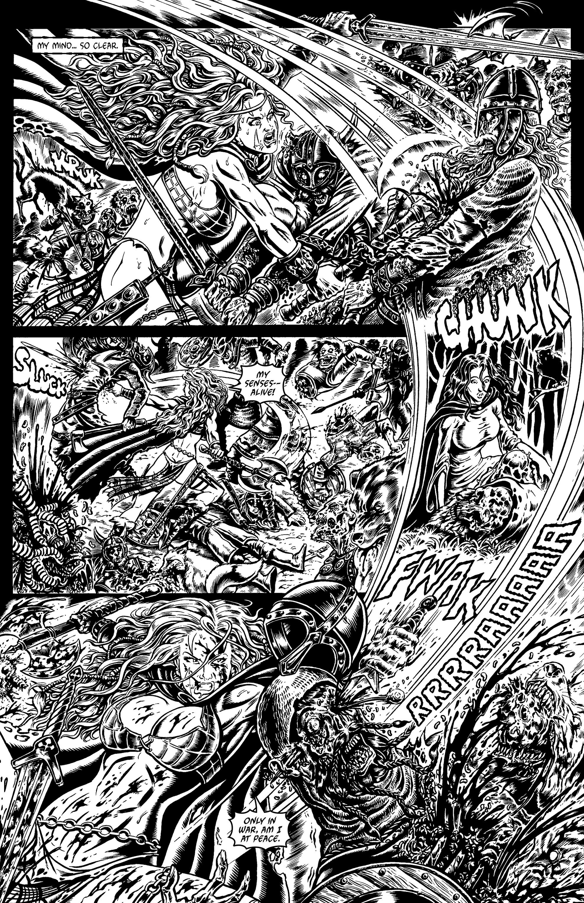 Read online Belladonna: Origins comic -  Issue #1 - 19