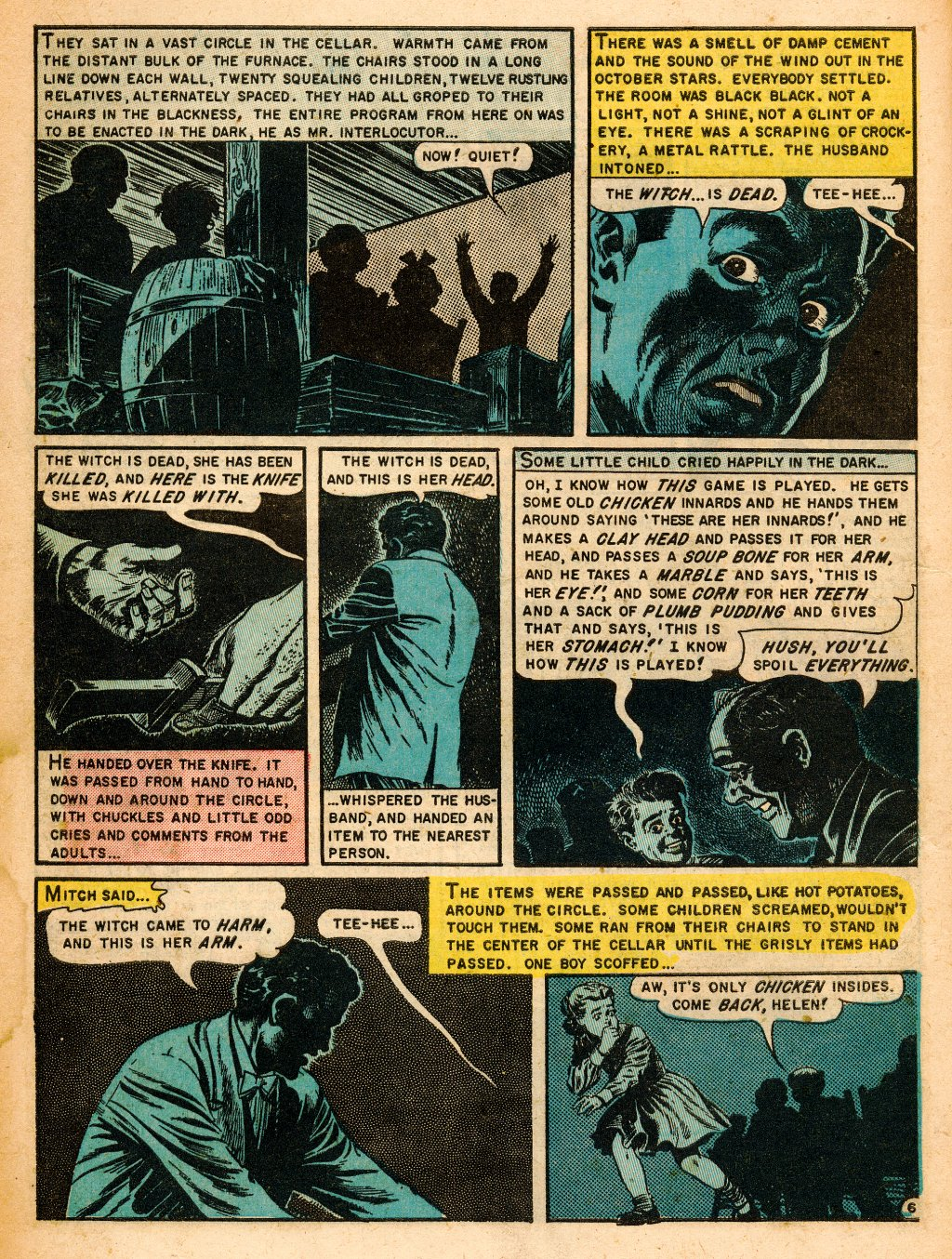 Read online Shock SuspenStories comic -  Issue #9 - 8