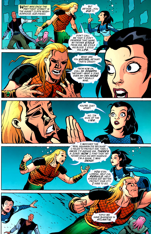 Read online Aquaman: Sword of Atlantis comic -  Issue #57 - 22