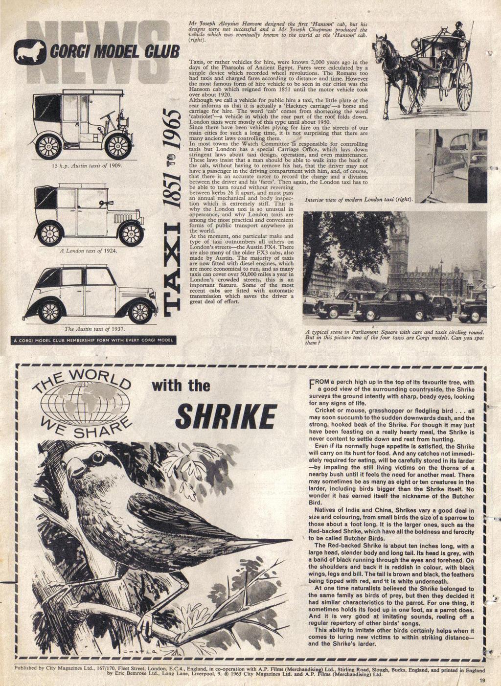 Read online TV Century 21 (TV 21) comic -  Issue #35 - 18