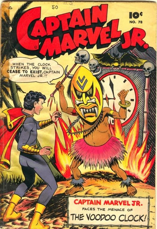 Captain Marvel, Jr. 78 Page 1